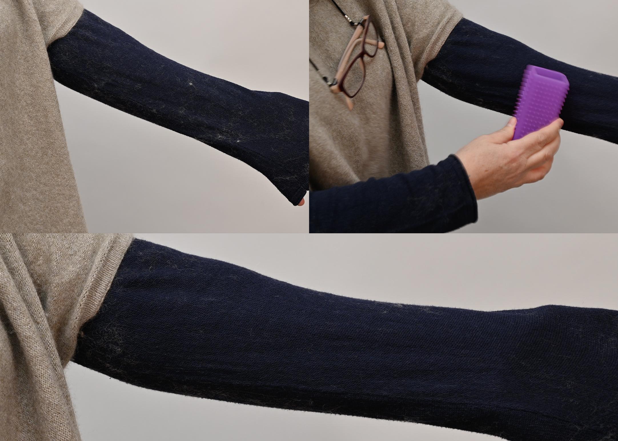Show Tech Silicone Hair Remover Purple