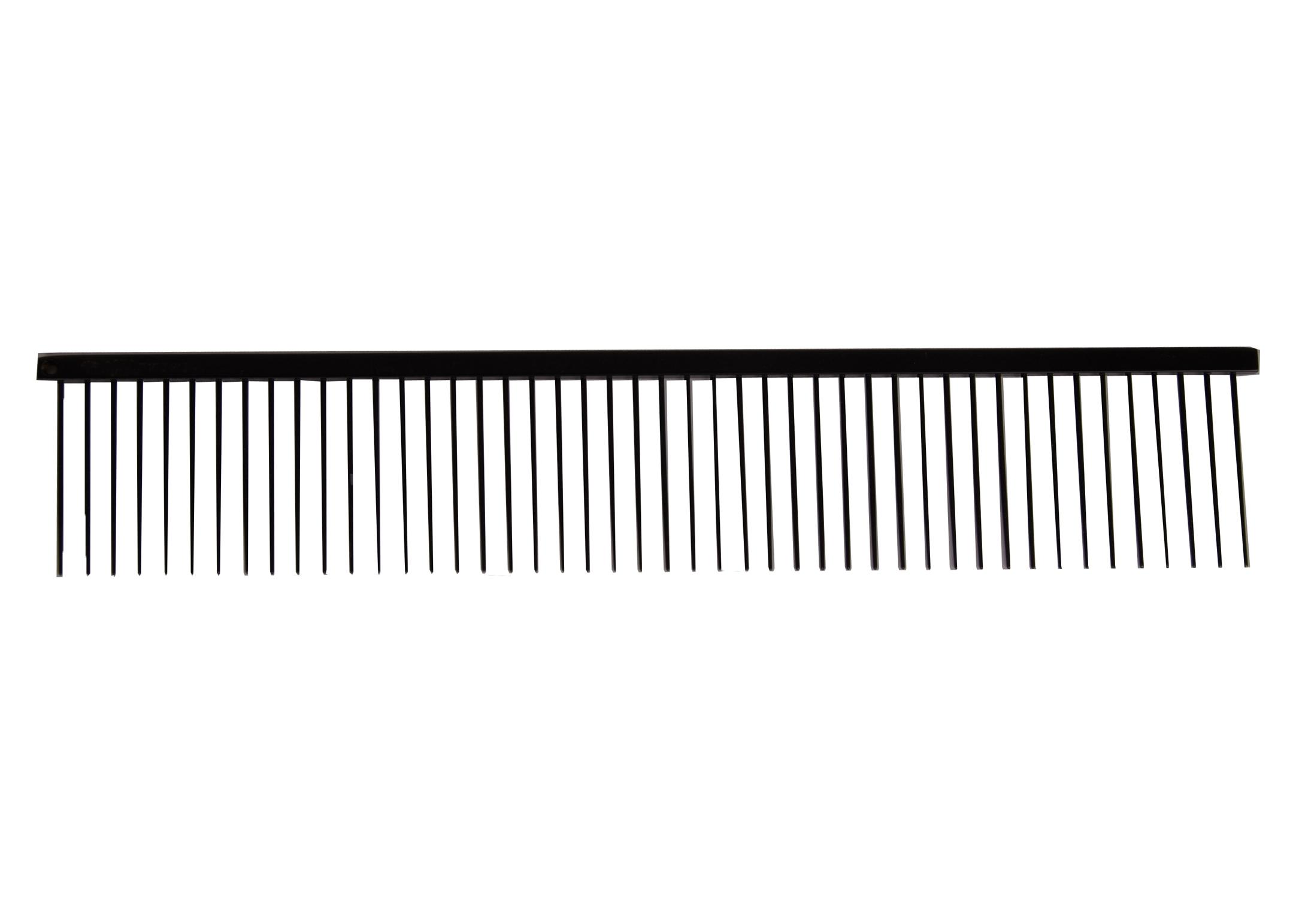 Yento Mega Peigne 28cm Noir