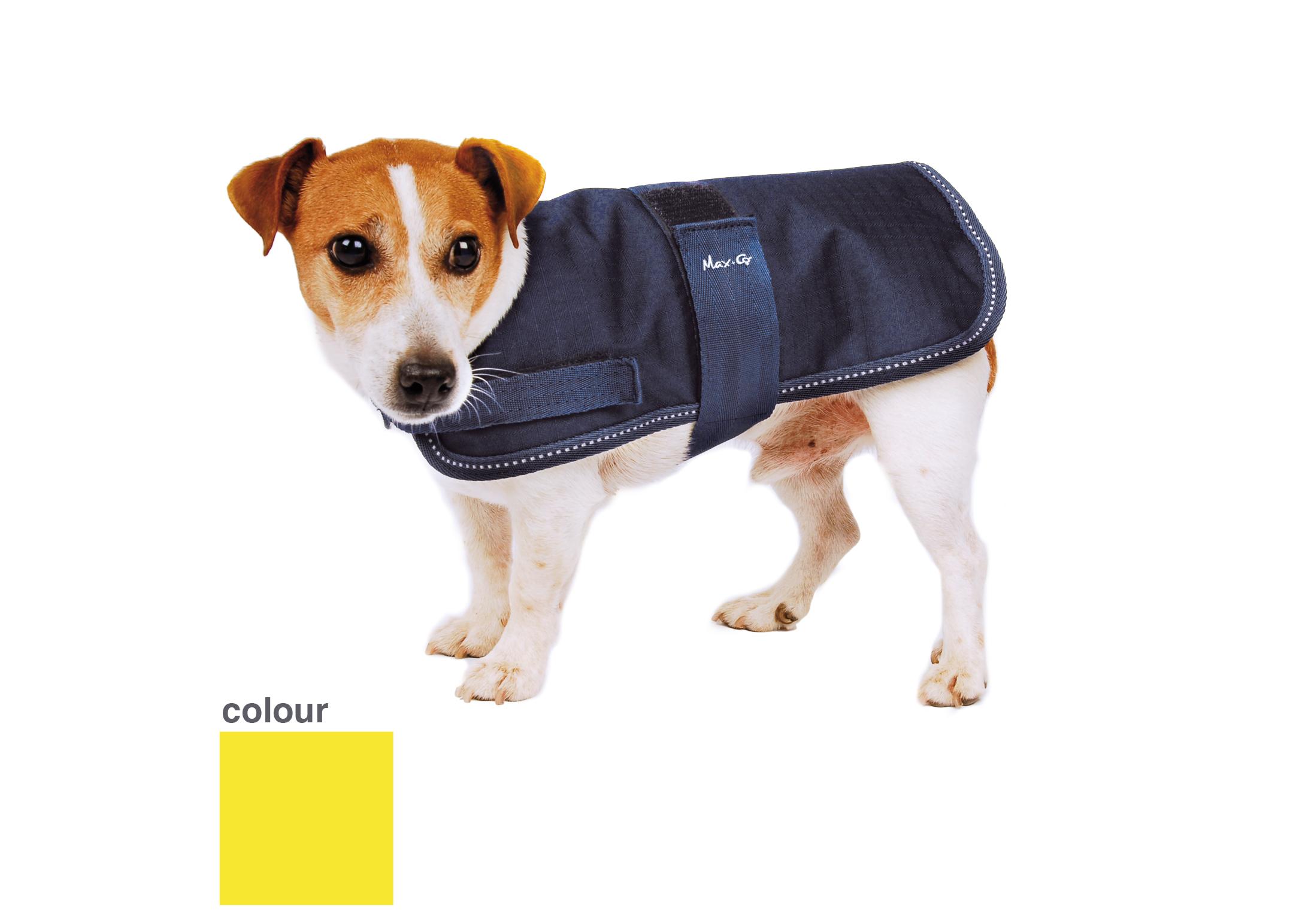 Max+Co Manteau de chien Grande Visibilité
