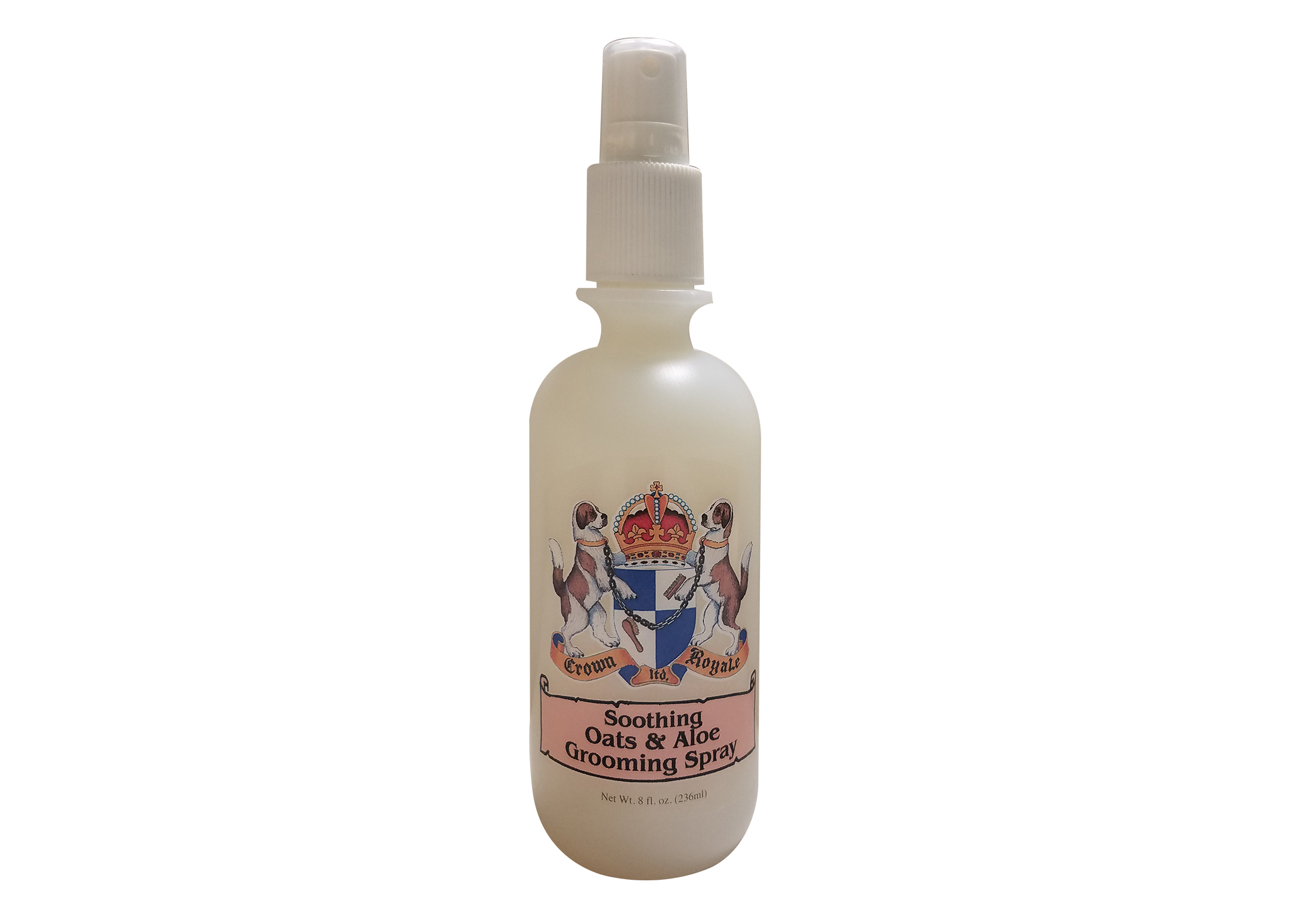 Crown Royale Soothing Oats & Aloe Grooming Spray