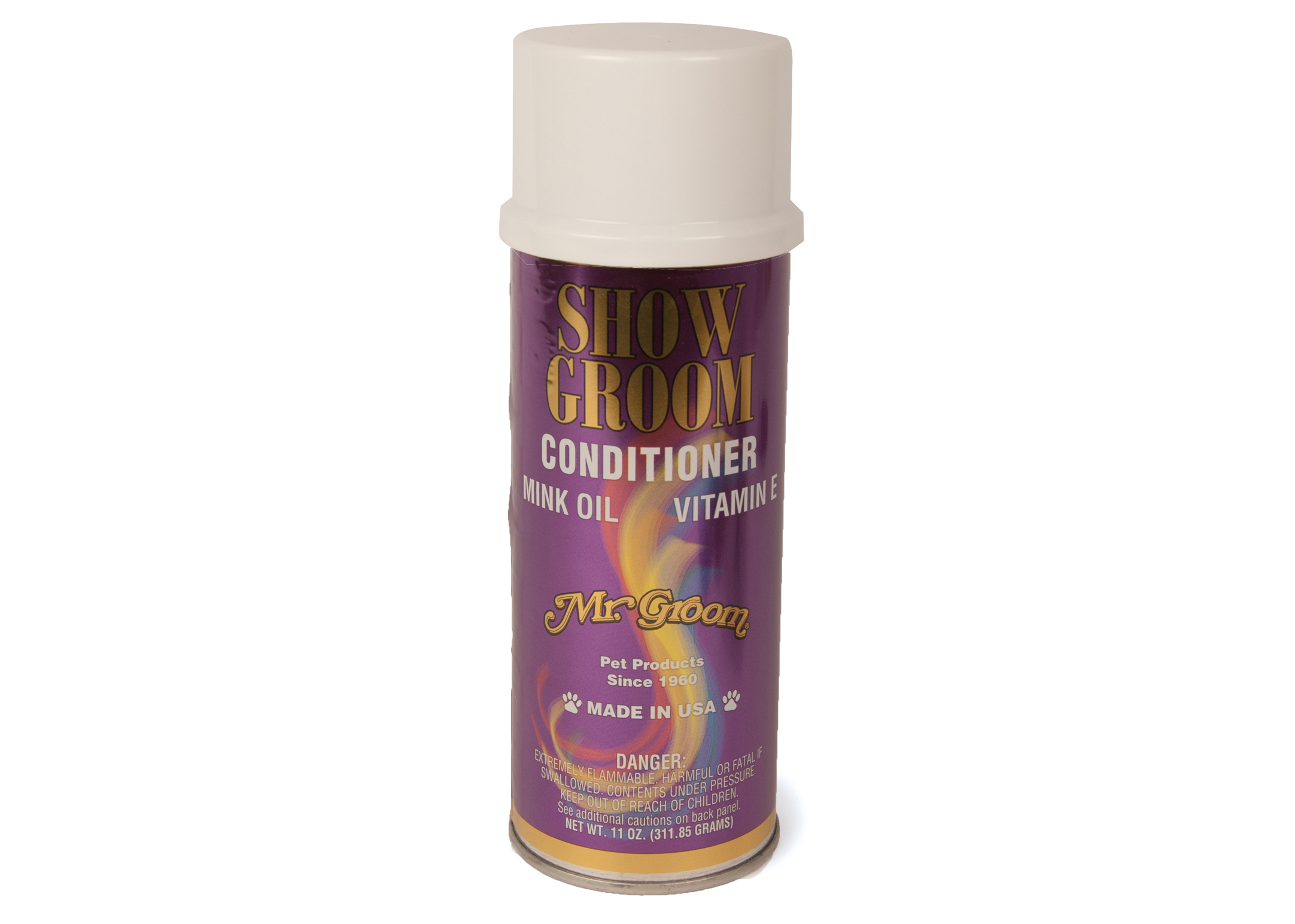 Mr. Groom Show Groom Conditioner 311 gr Spray Conditionneur