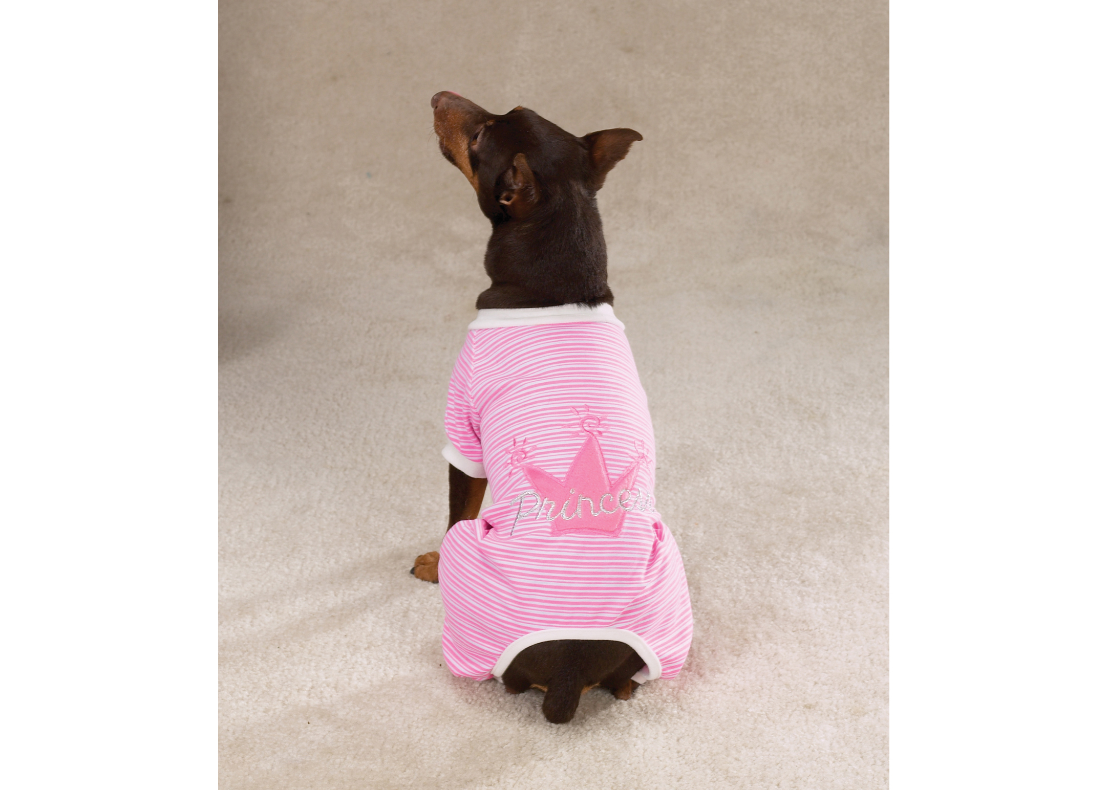 Zack & Zoe Pajamas Princess Attire For Dogs