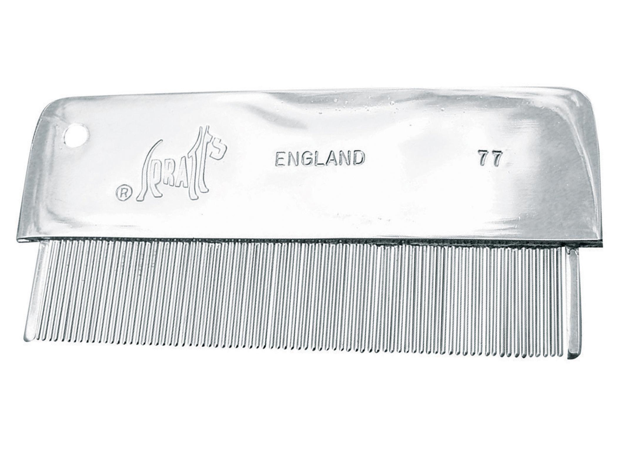 Spratts #77 Extra Fine Comb