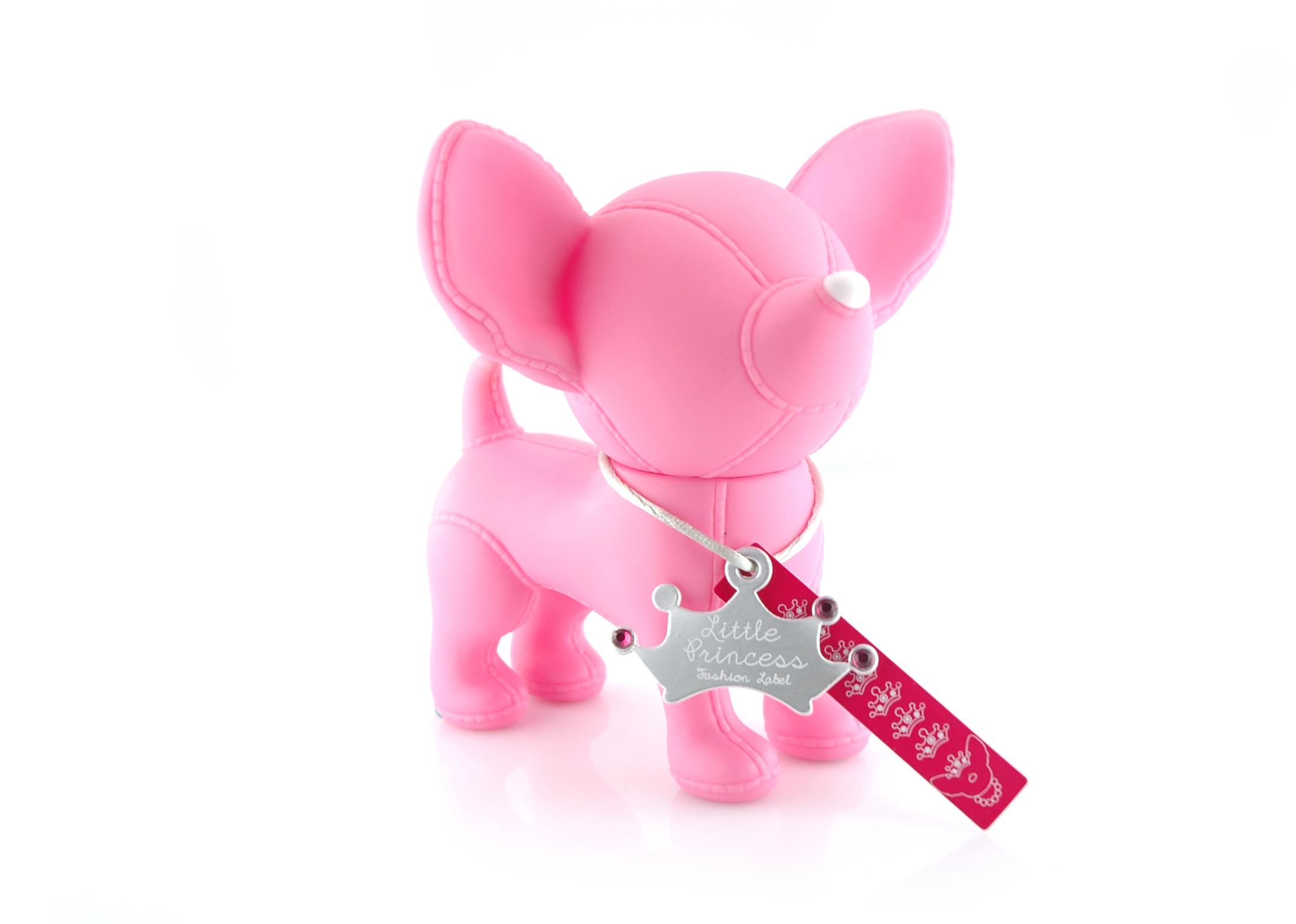 Whaa Whaa Doggybank Chihuahua Princess Money-Box