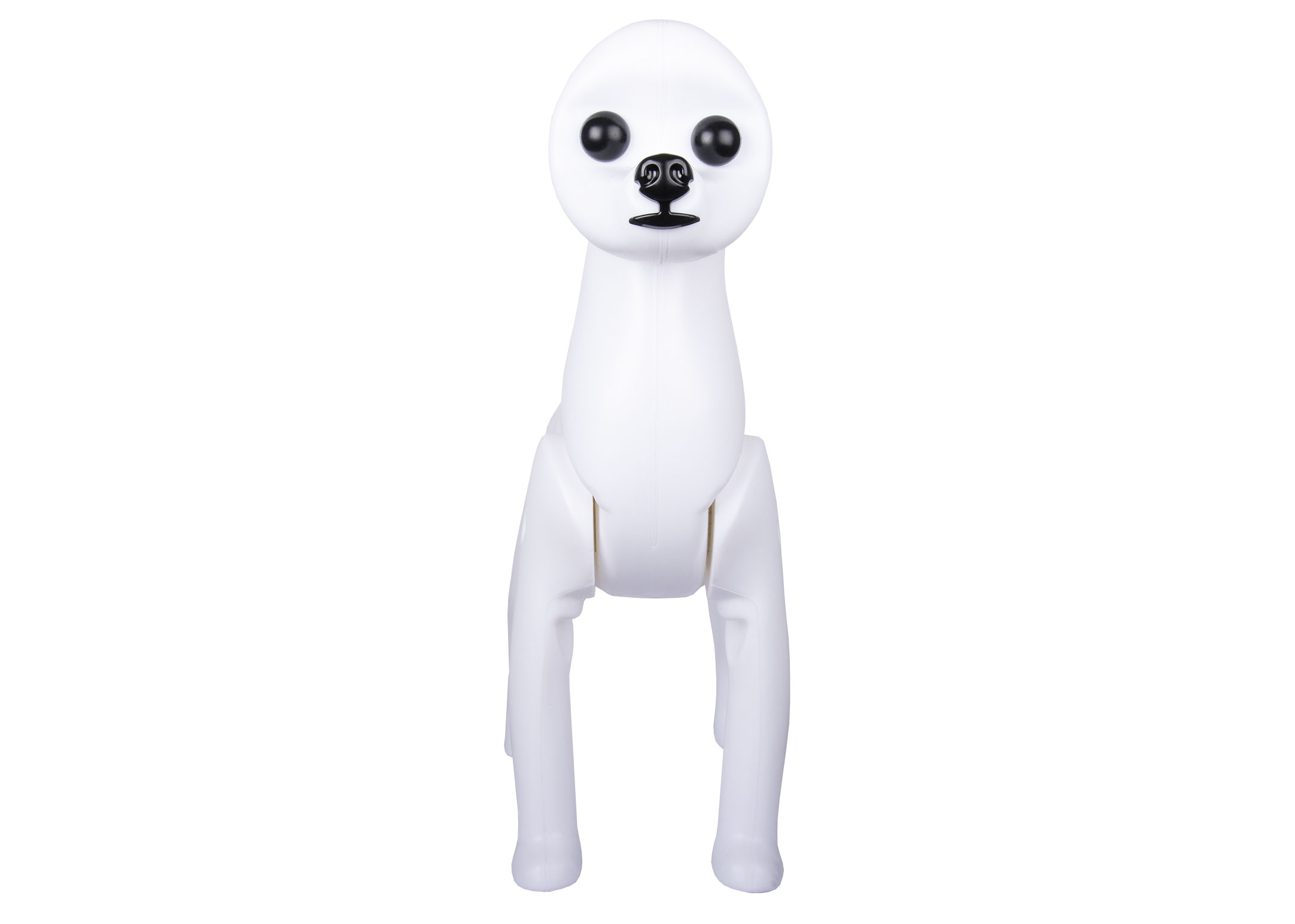 Starzclub Model Dog Bichon Educational Dog
