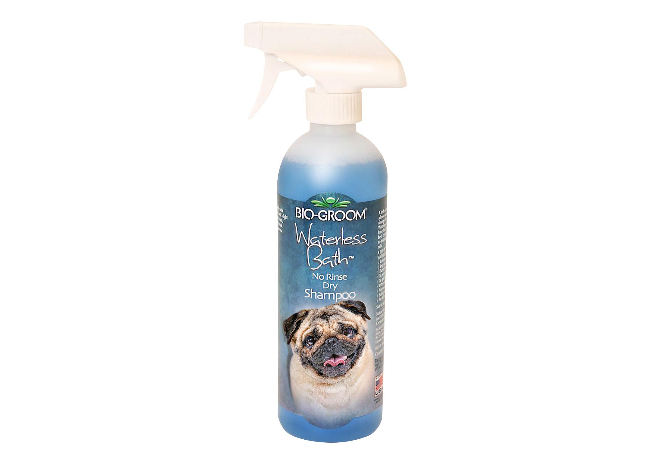 Bio Groom Waterless Bath Shampooing Pour Chiens, Chats et Chevaux