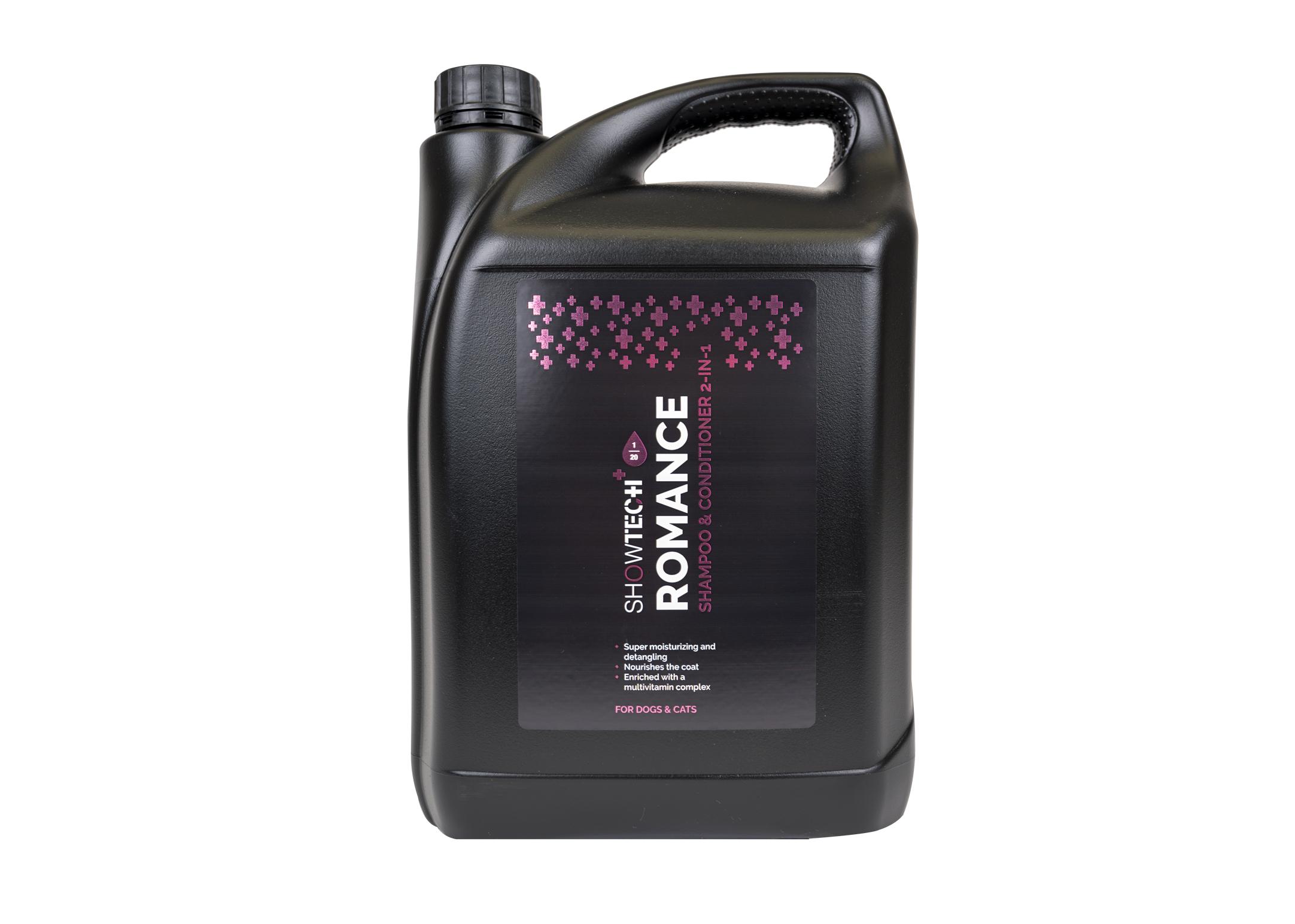 Show Tech+ Romance 2-in-1 Shampoo 5 L