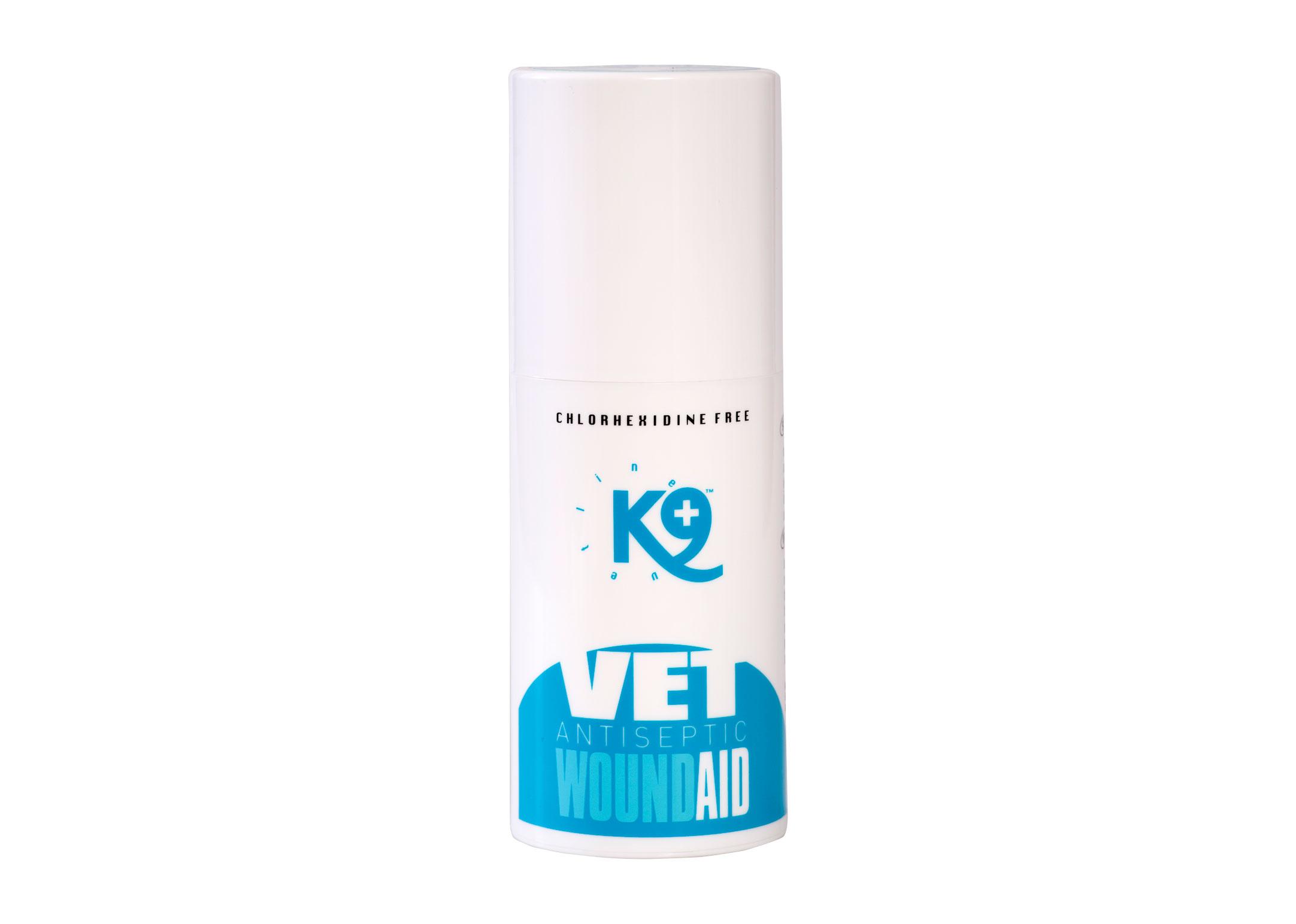 K9 Vetline Antiseptic Wound Aid 250 ml