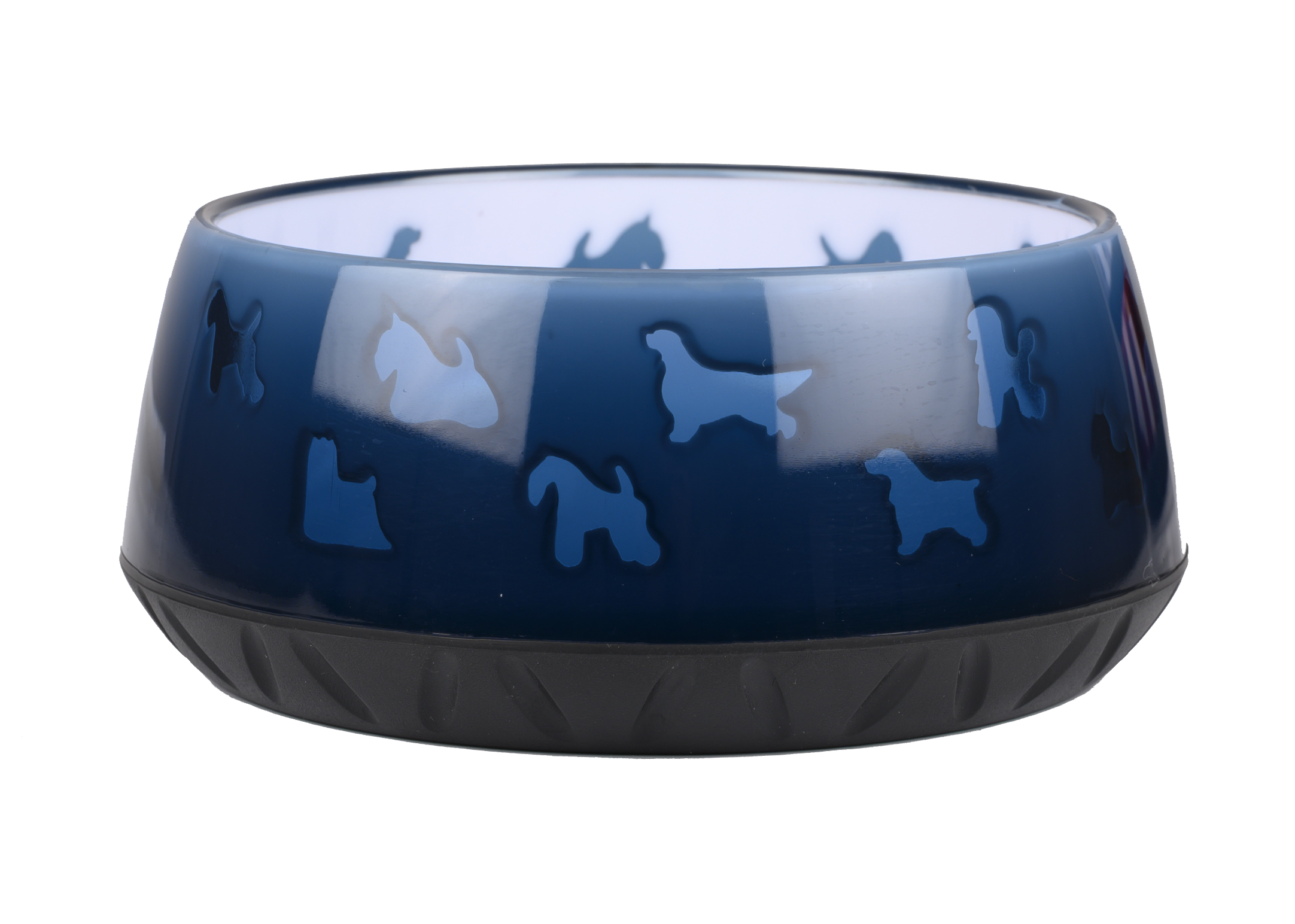 Show Tech K-Design Anti-Slip Bowl Cobalt Medium 17,8cm - 1L