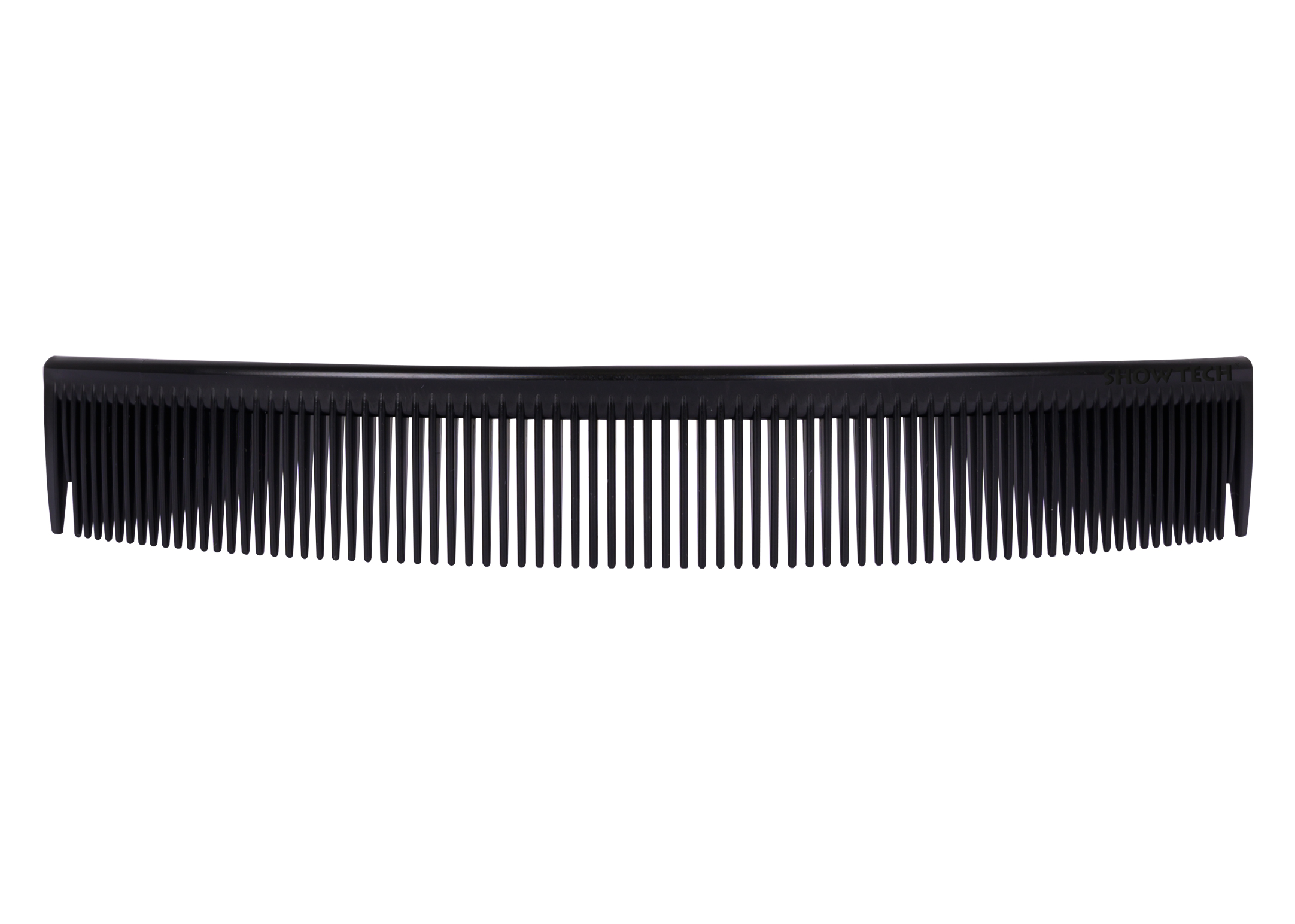 Show Tech Curved Scissoring Comb Plastic 21,5cm