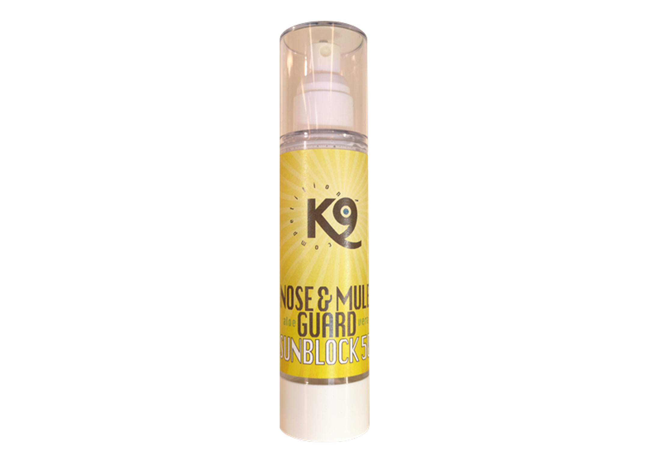 K9 Nose 'n' Mule Guard 100ml Sunblock 50