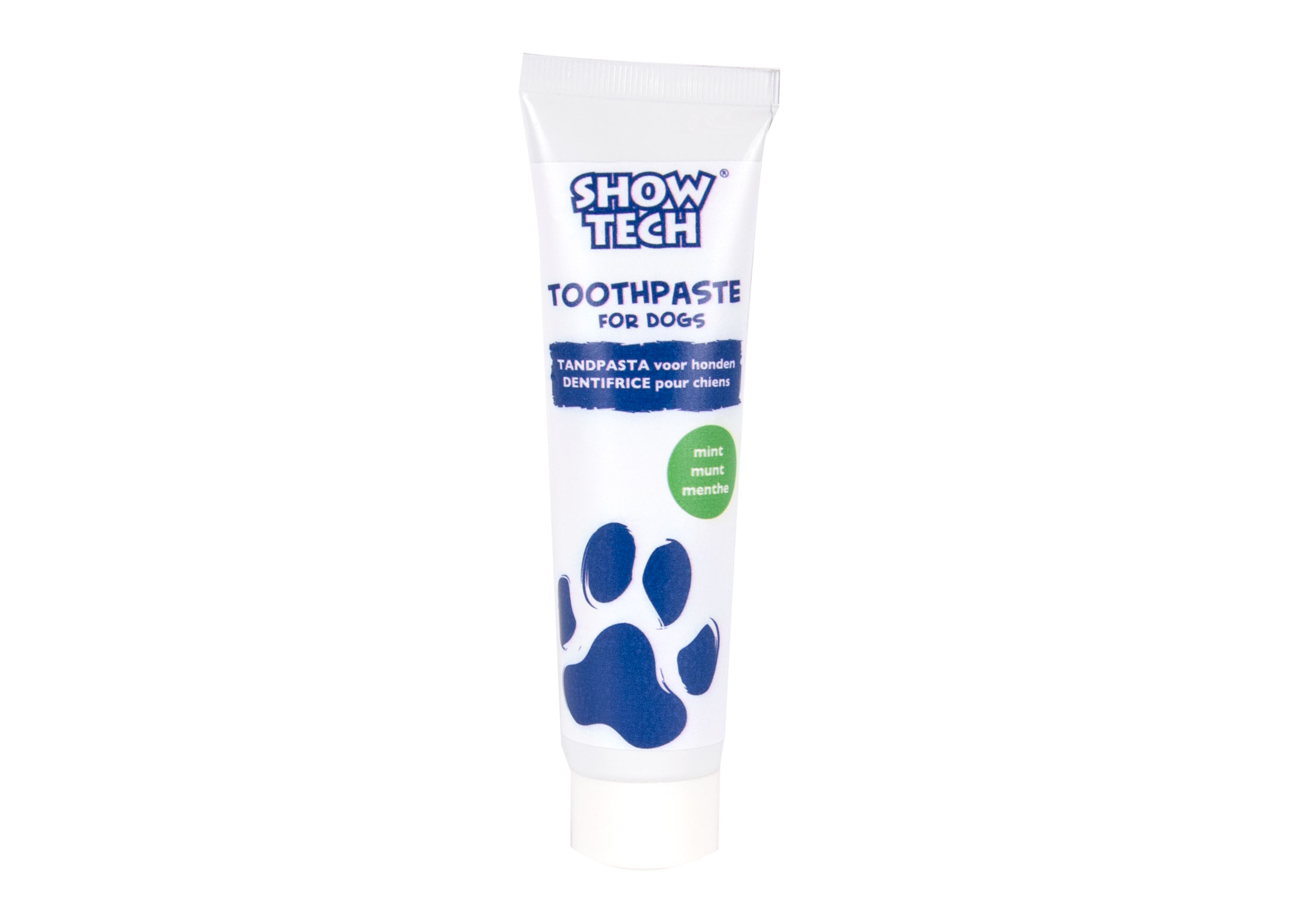 Show Tech Toothpaste 85gr Mint Teeth Cleaning Product