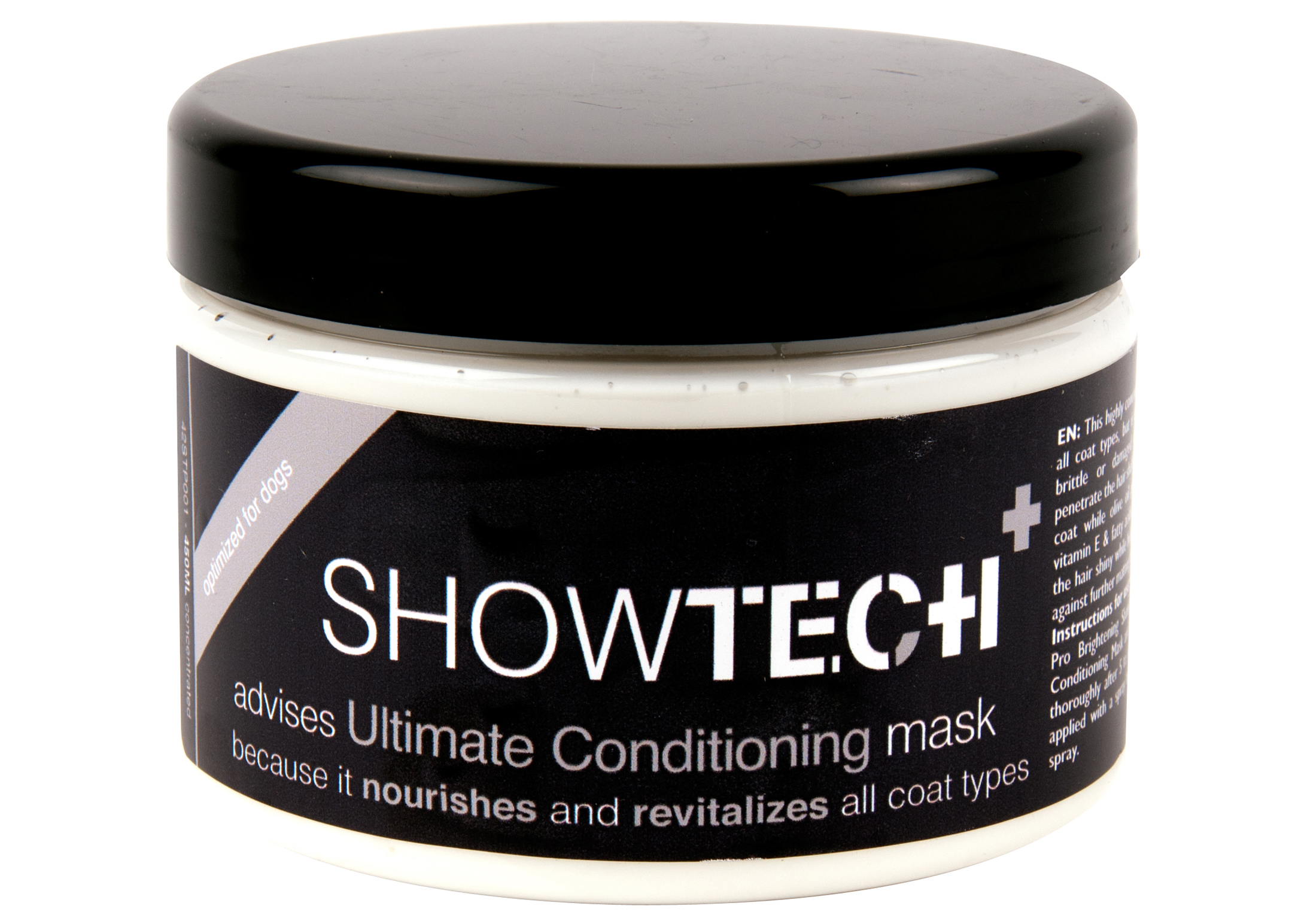 Show Tech+ Ultimate Conditioning Mask 450ml Conditioner