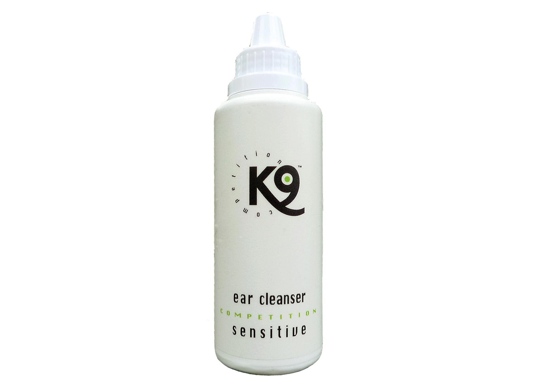 K9 Ear Cleaner Sensitive 150 ml Oorreiniger