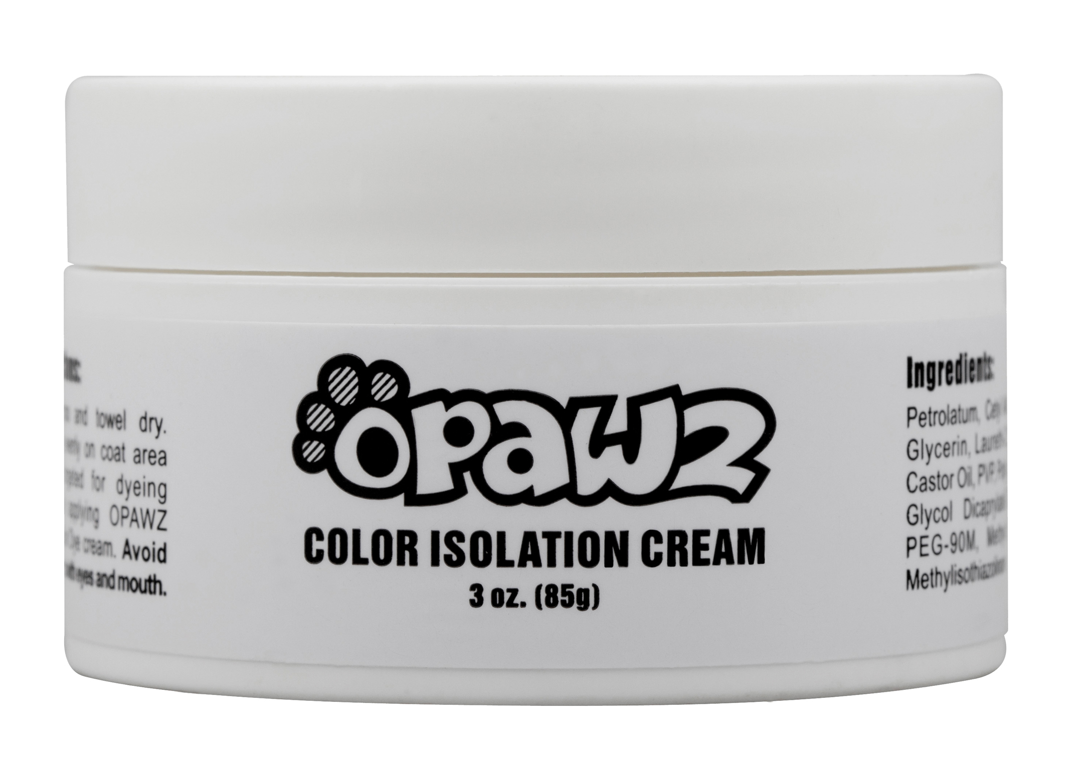 Opawz Color Isolation Creme for the Hair Dye 85gr