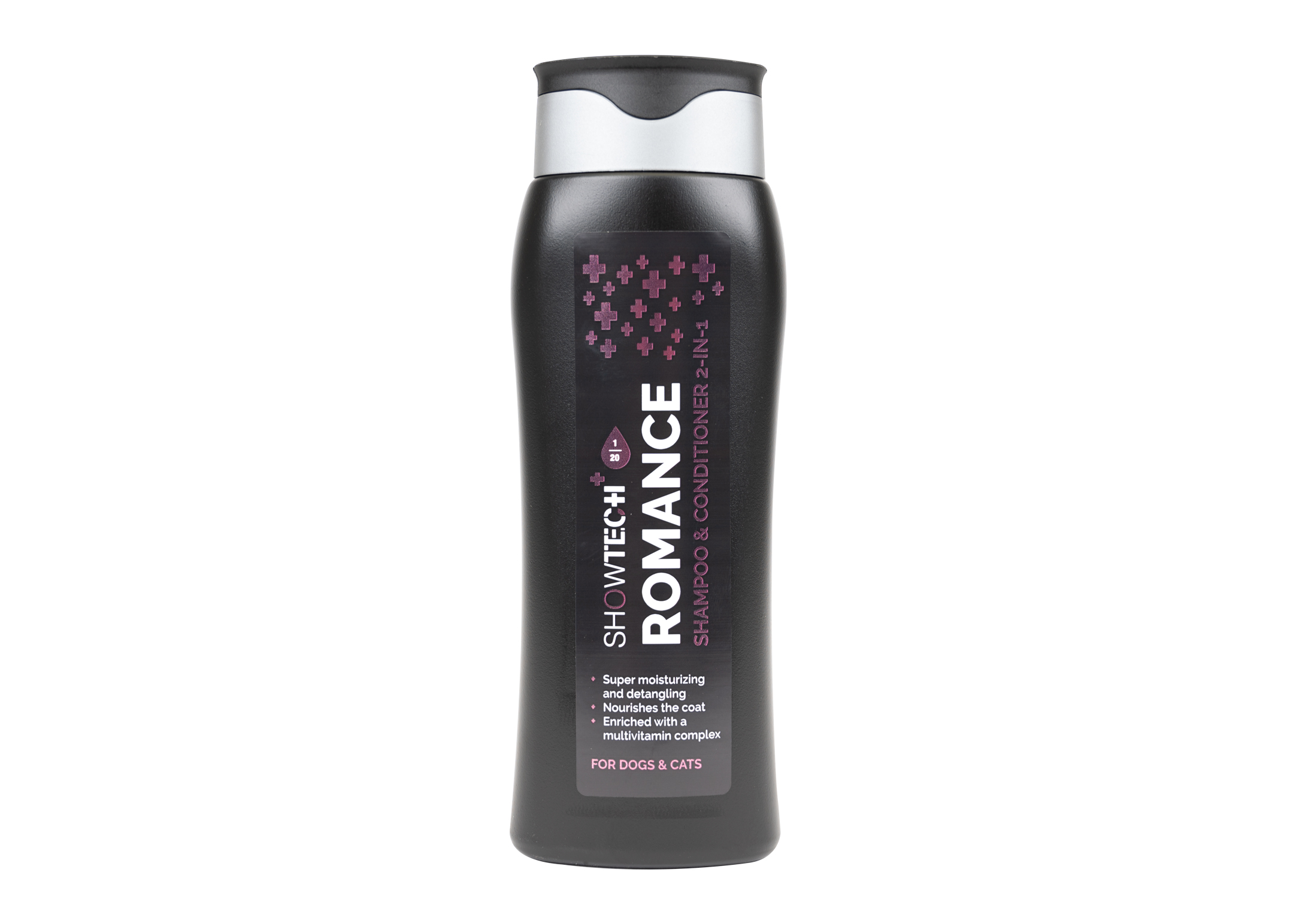 Show Tech+ Romance 2-in-1 Shampoo 300 ml