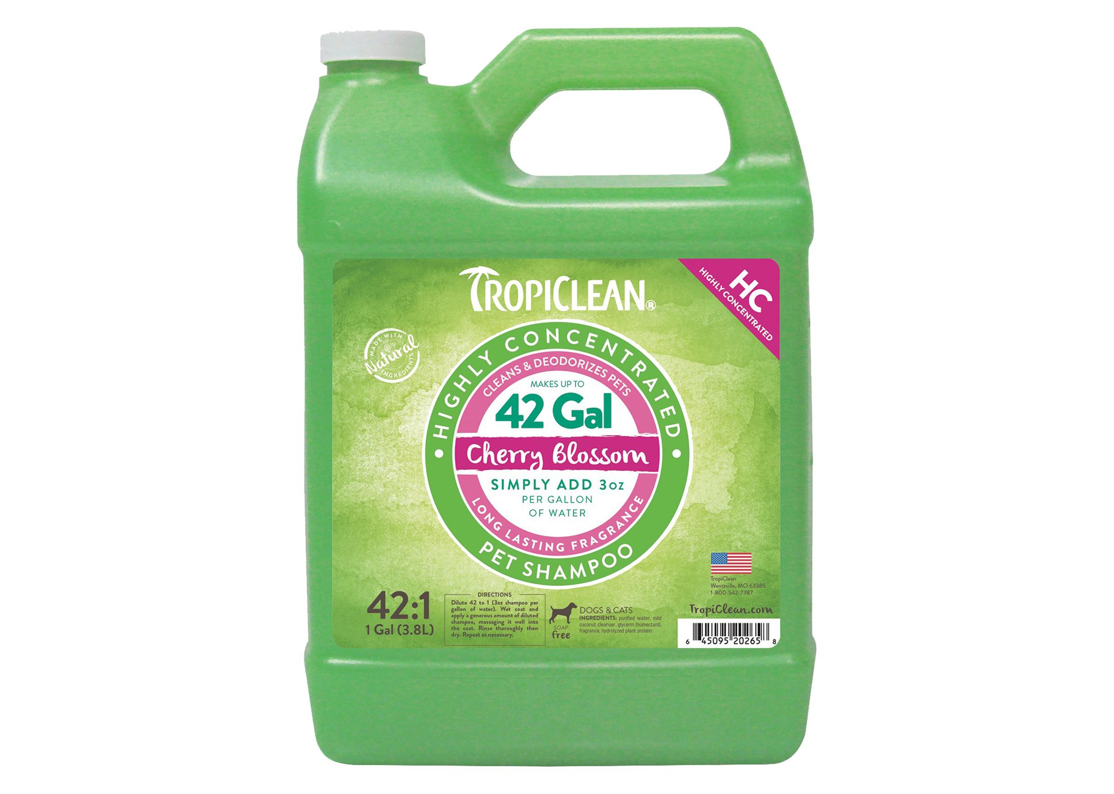 Tropiclean HC Shampoo