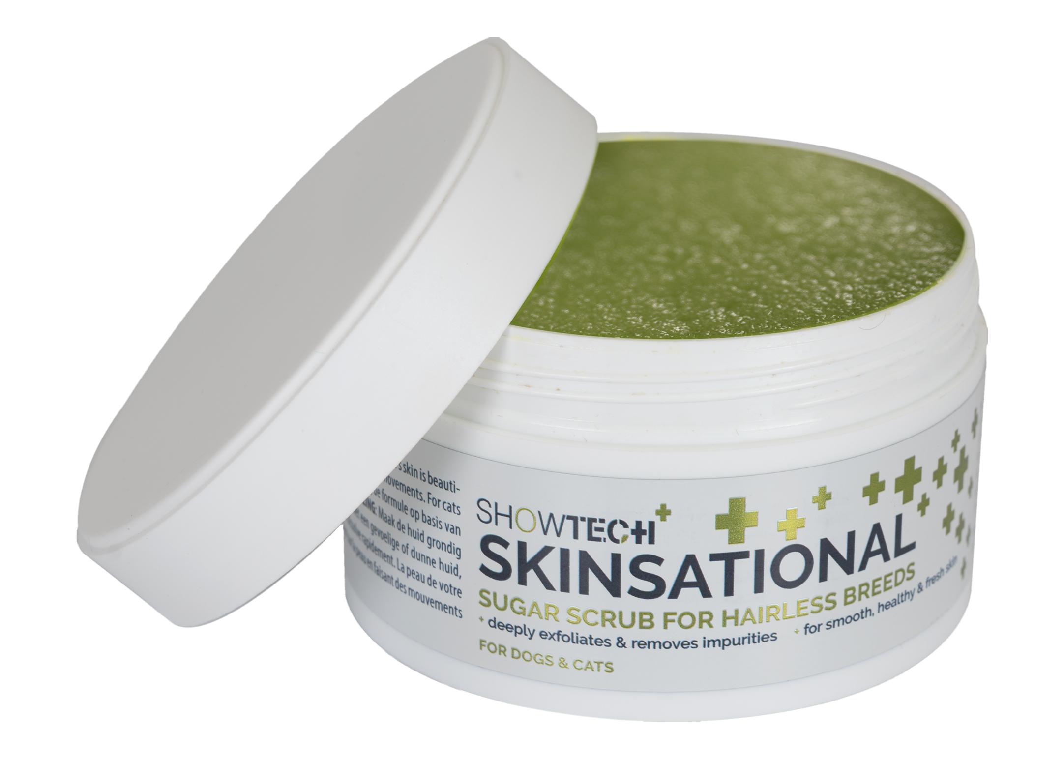 Show Tech+ Skinsational Pet Scrub 200ml