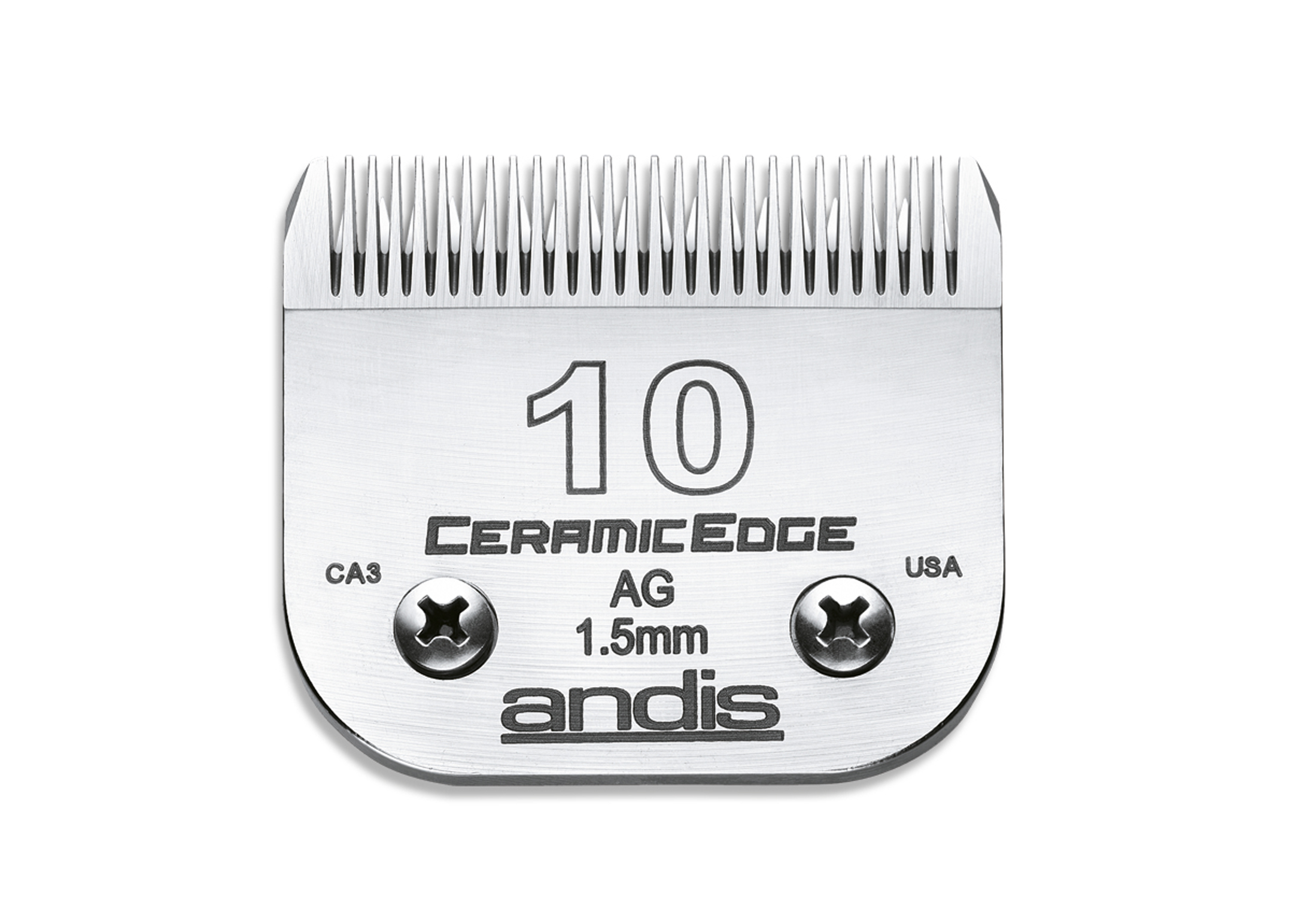 Andis Tête de Coupe Céramique #10 - 1,5 mm