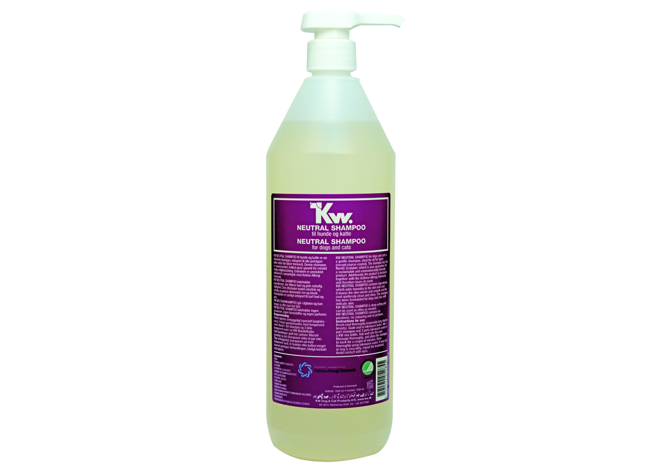 KW Neutral Shampooing 1L