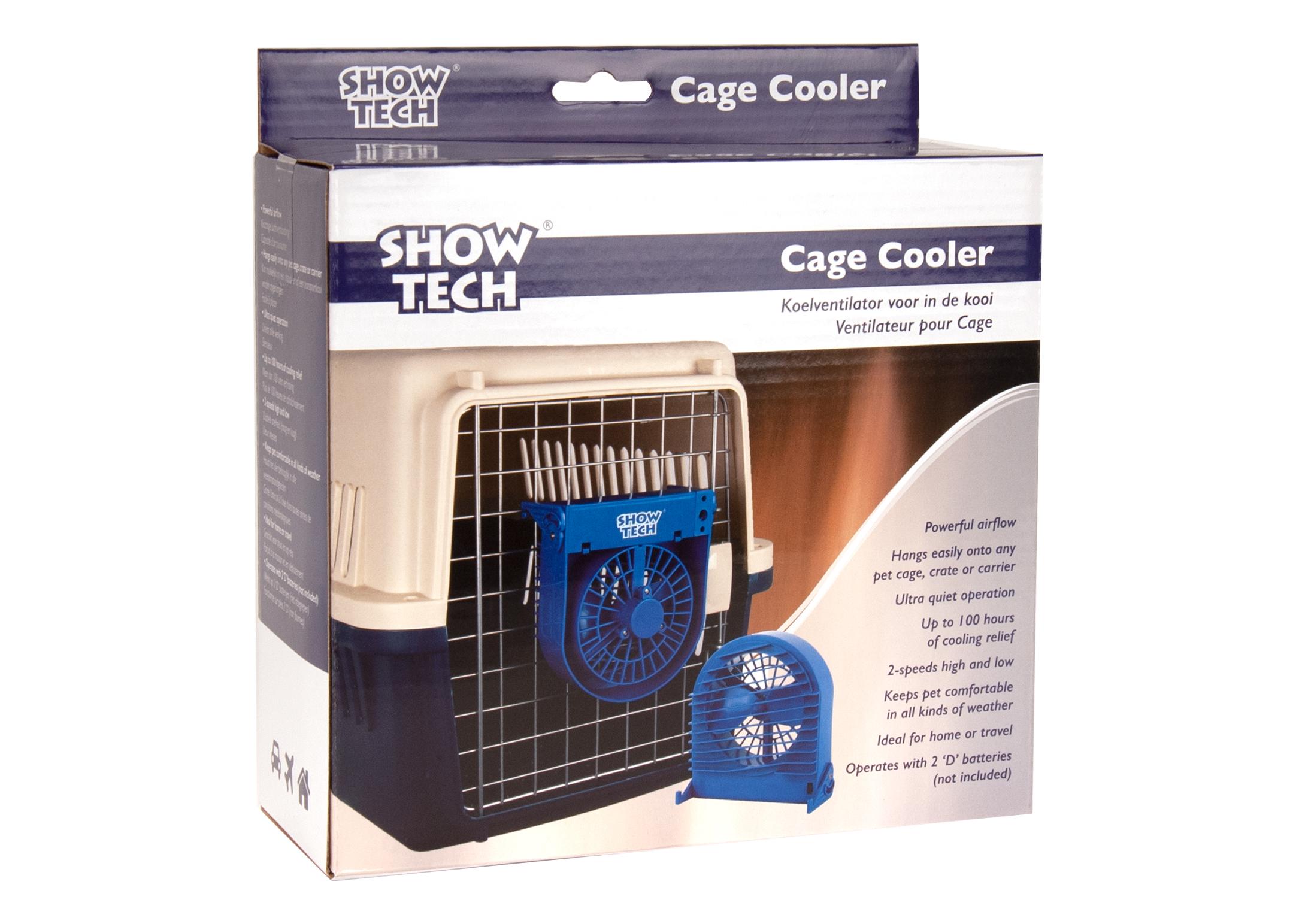 Show Tech Cage Cooler
