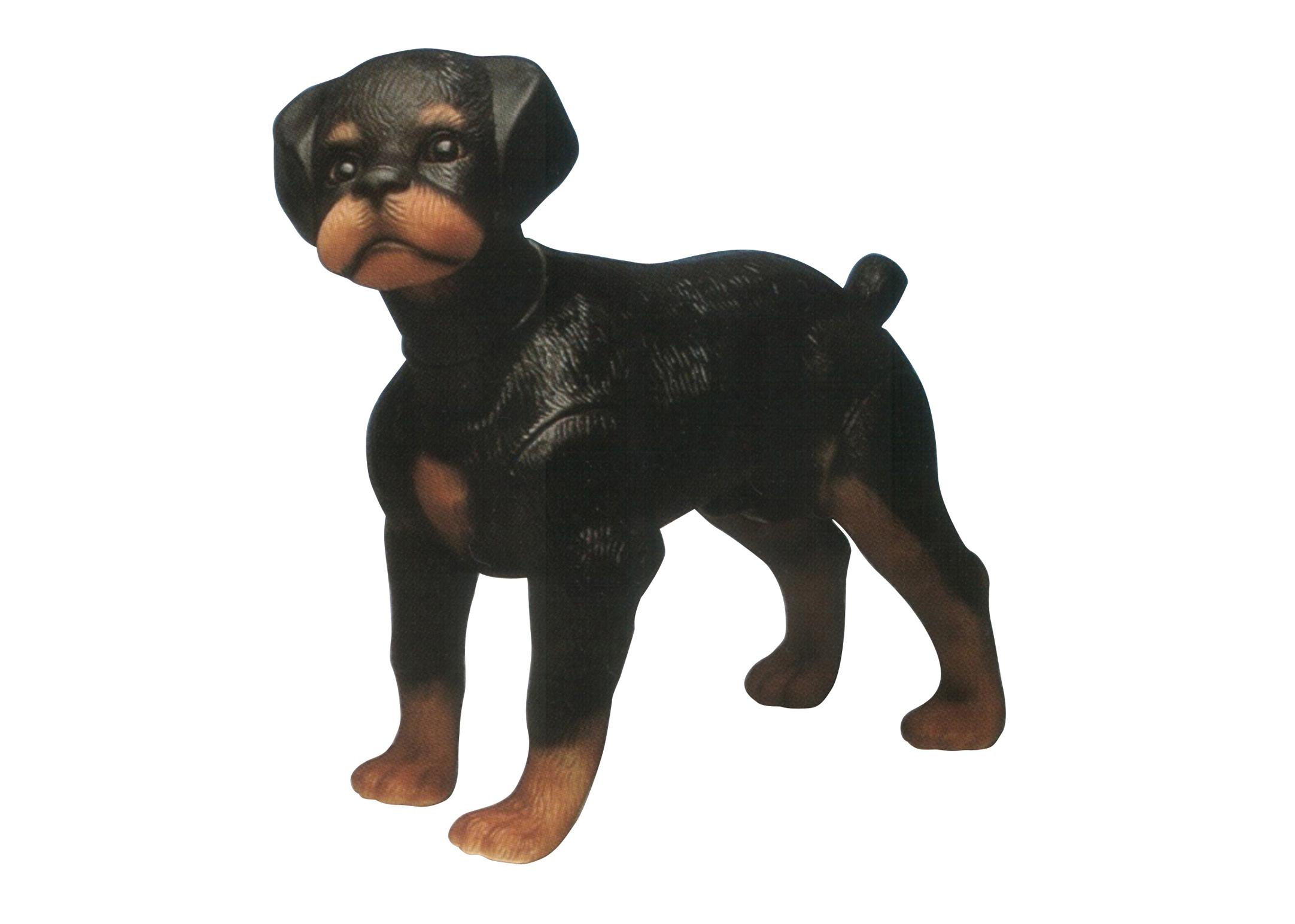 Mannequin - Rottweiler