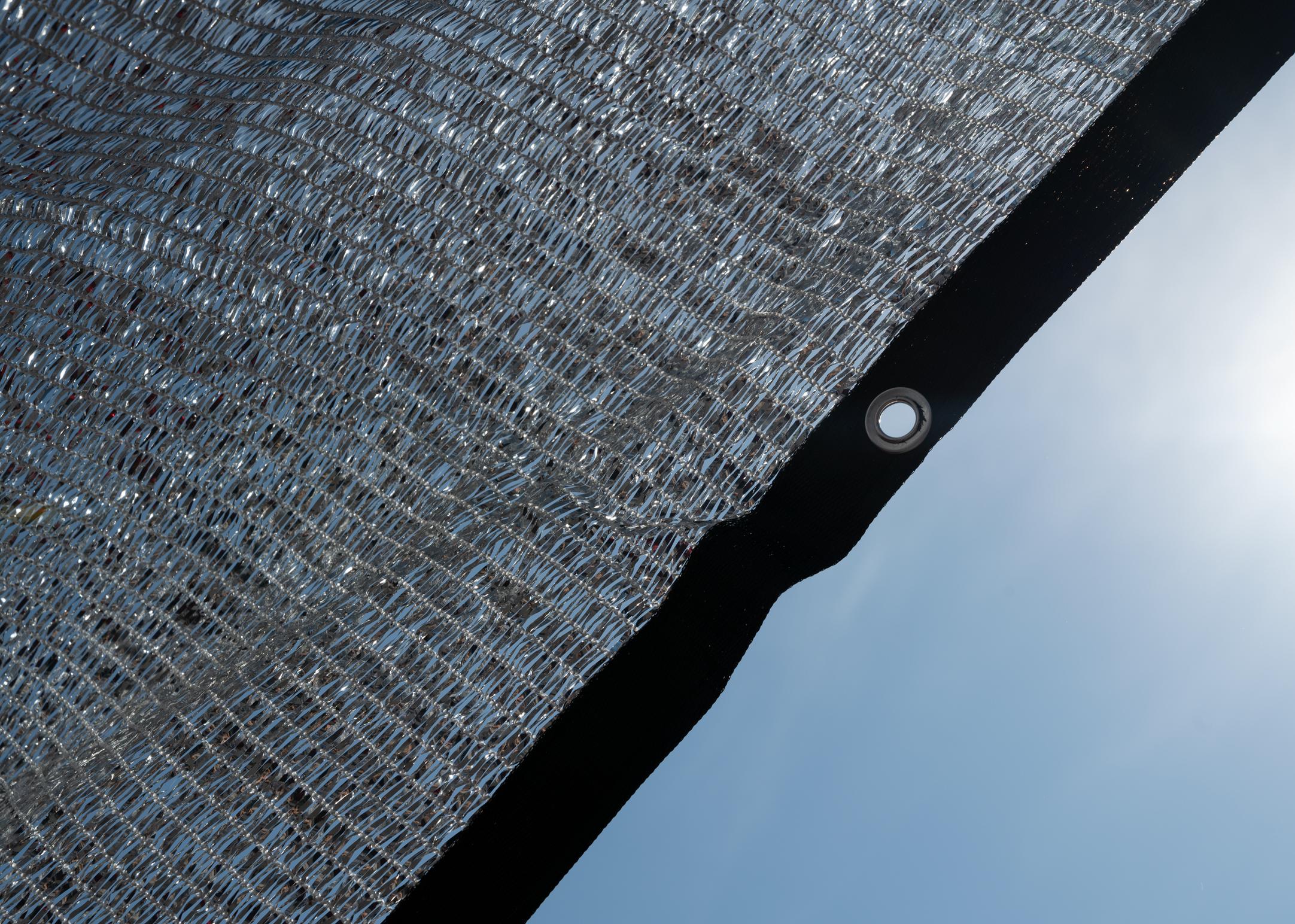 Travel Aluminium Shade Cover L 600x430cm