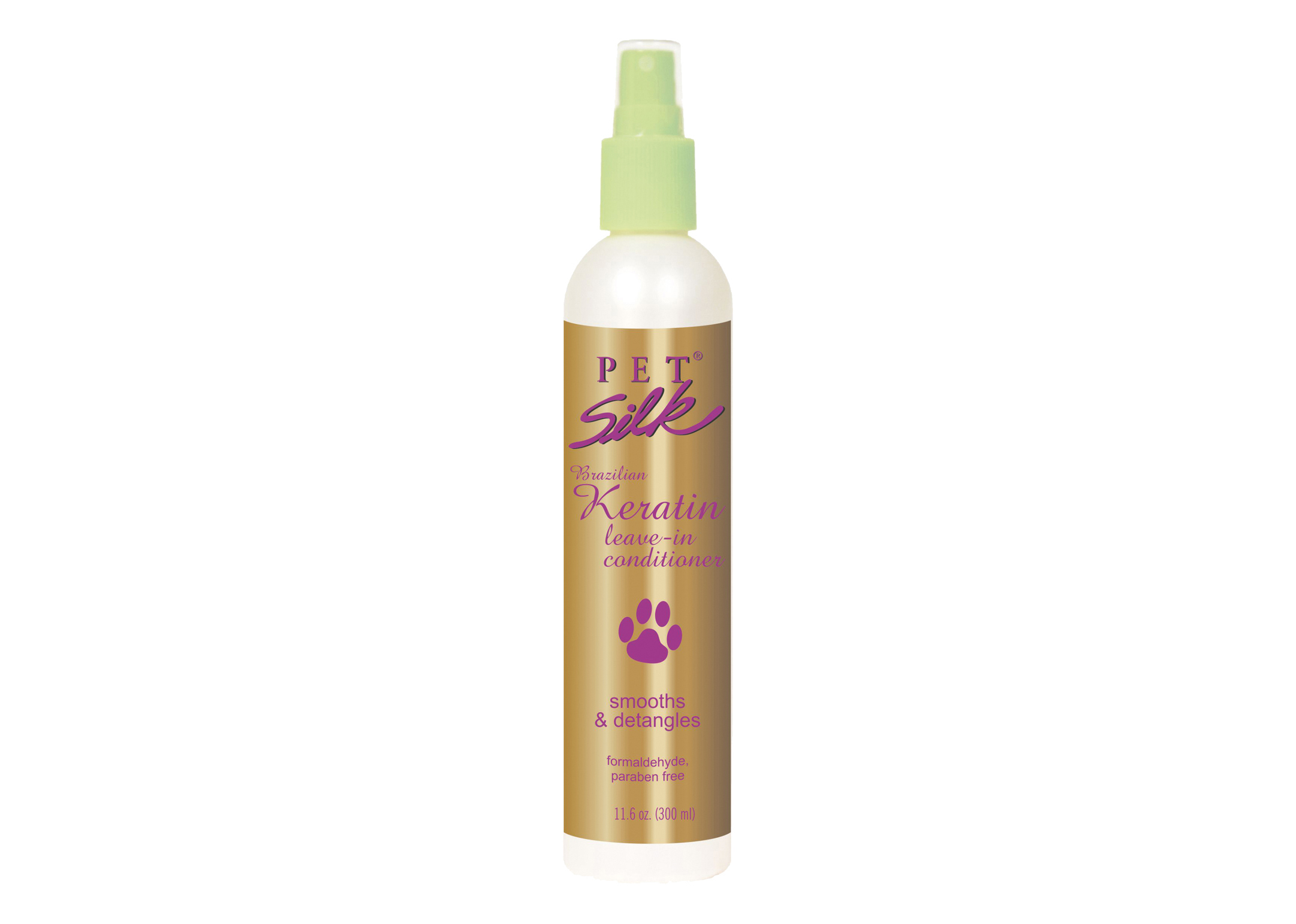 Pet Silk Brazilian Keratin 300 ml Leave-in Conditioner