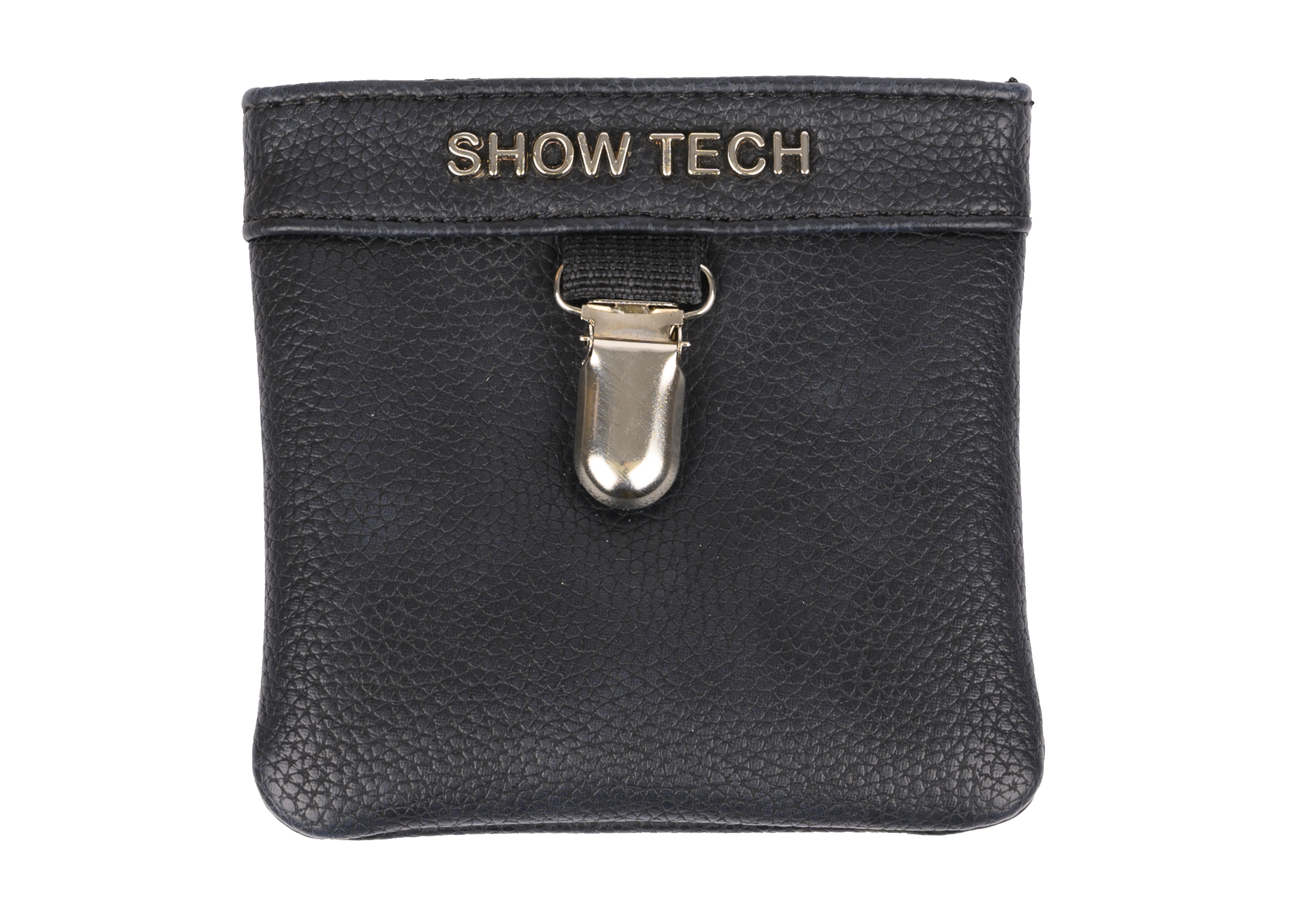 Show Tech Faux Leather Treat Pouch with Magnetic Closure