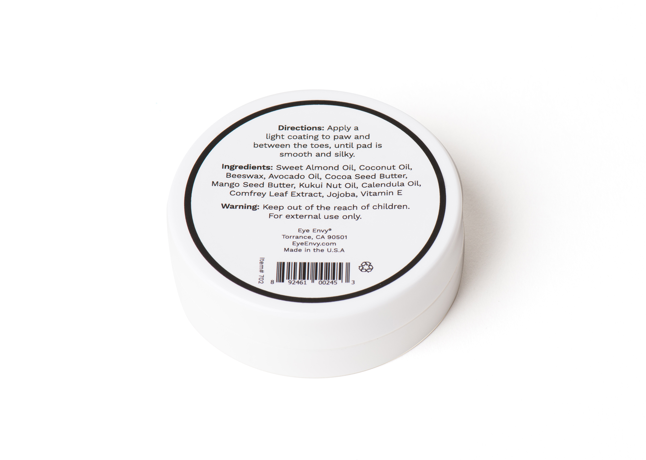 Eye Envy On the Paw Therapy Balm 41g