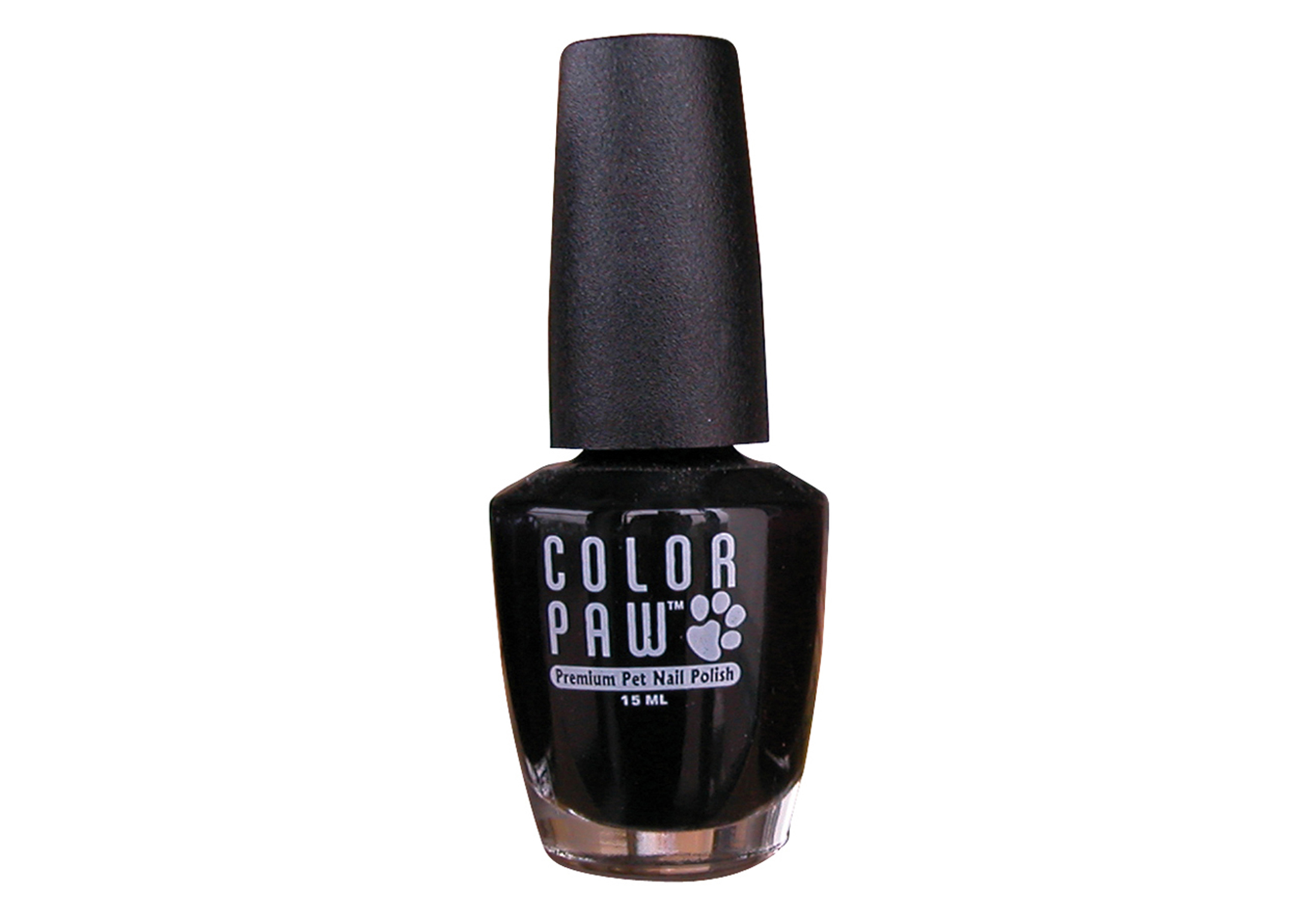 Top Performance Nail Polish Black 15 ml Nail Polish