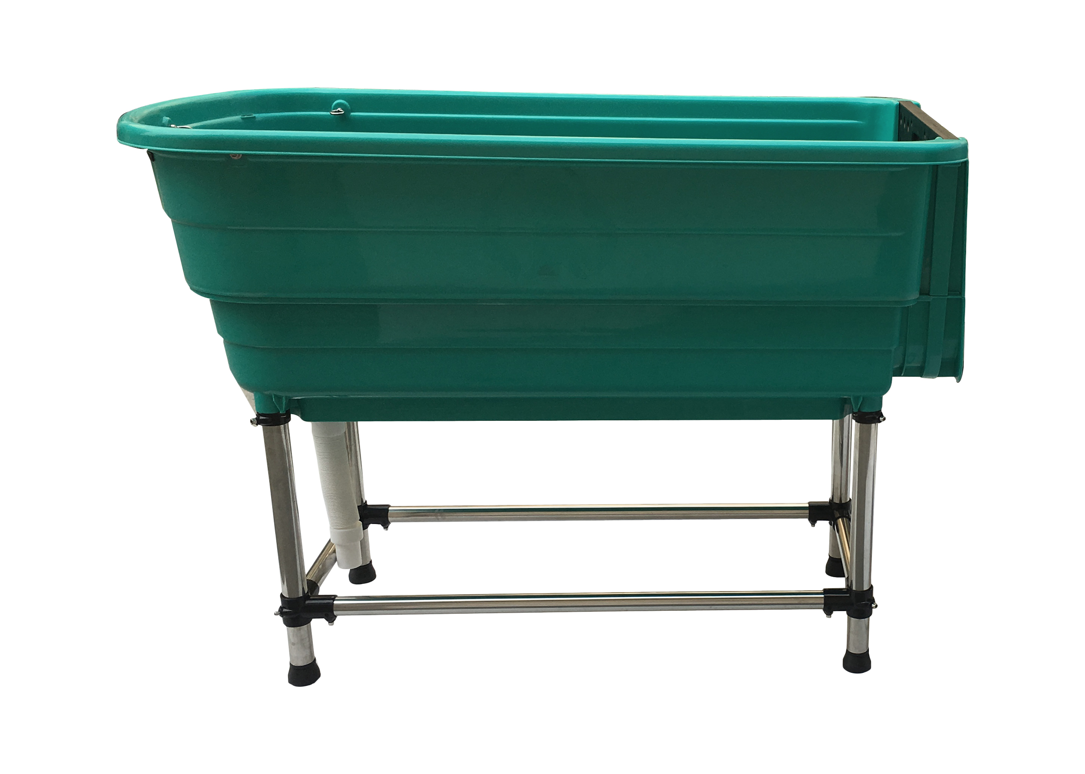Show Tech Handy Tub L 124x59x90cm + Ramp Bath