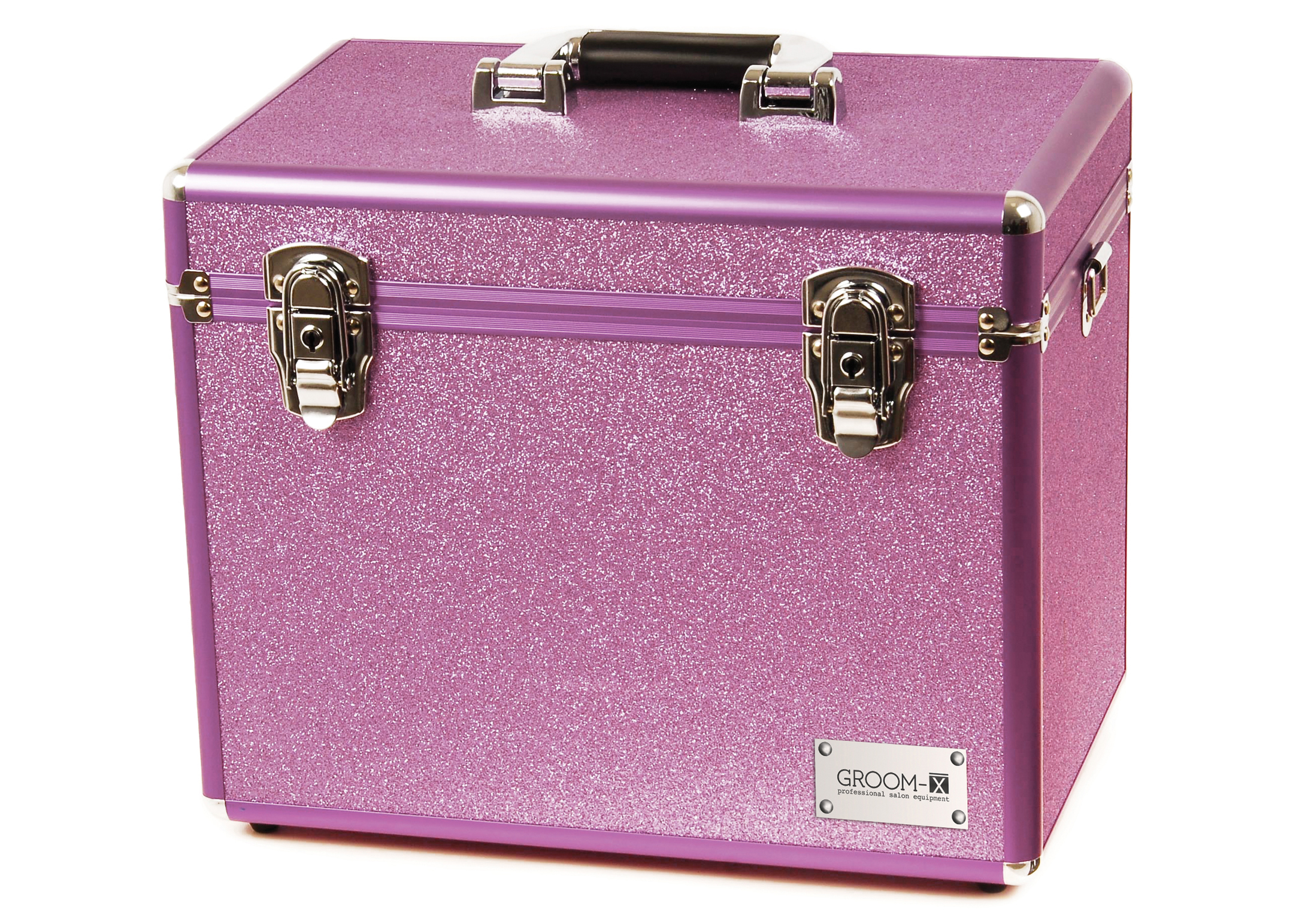 Groom-X Grooming Case Portable Glitter
