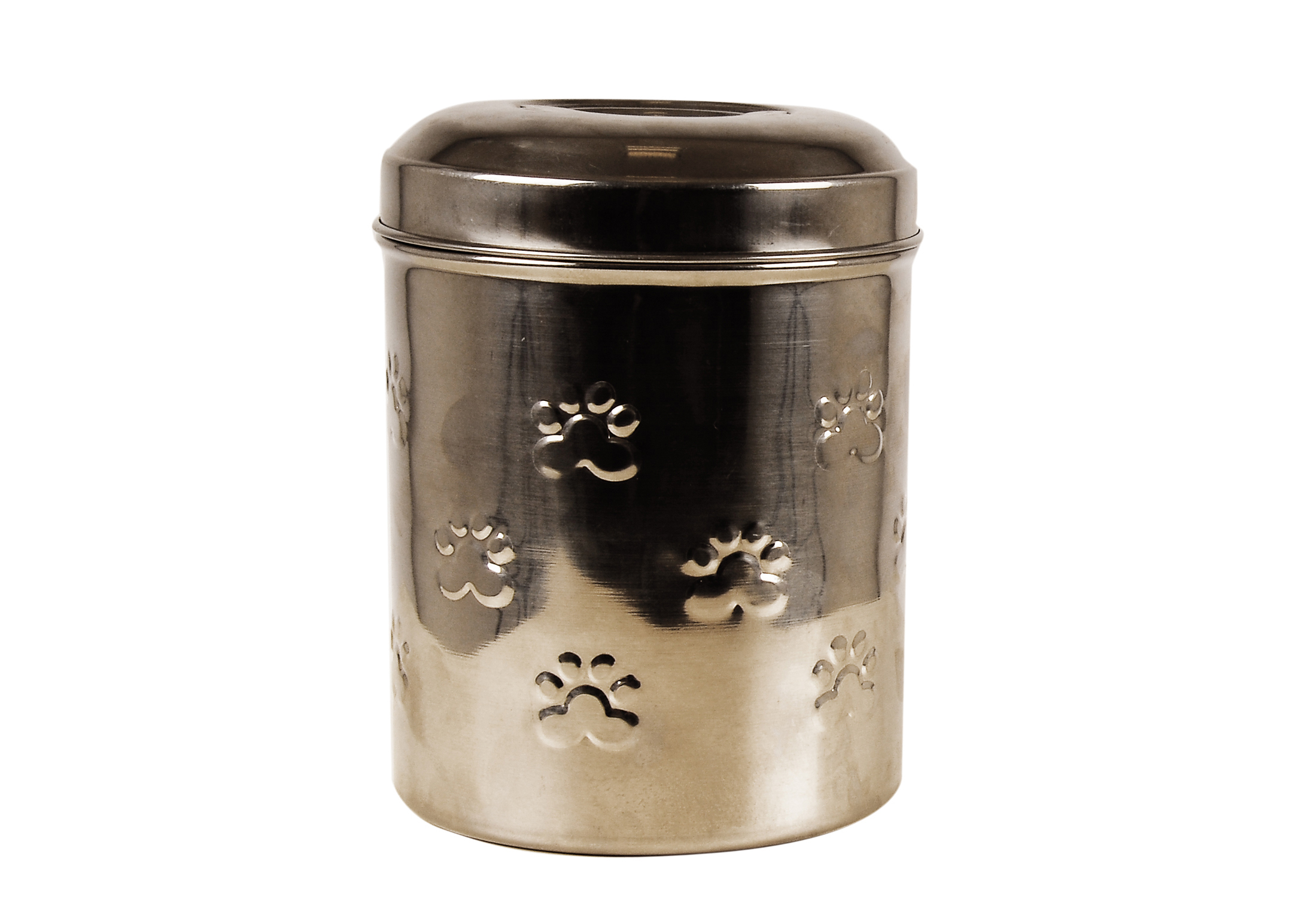 Show Tech Food Canister Stainless Steel 15cm Food Jar