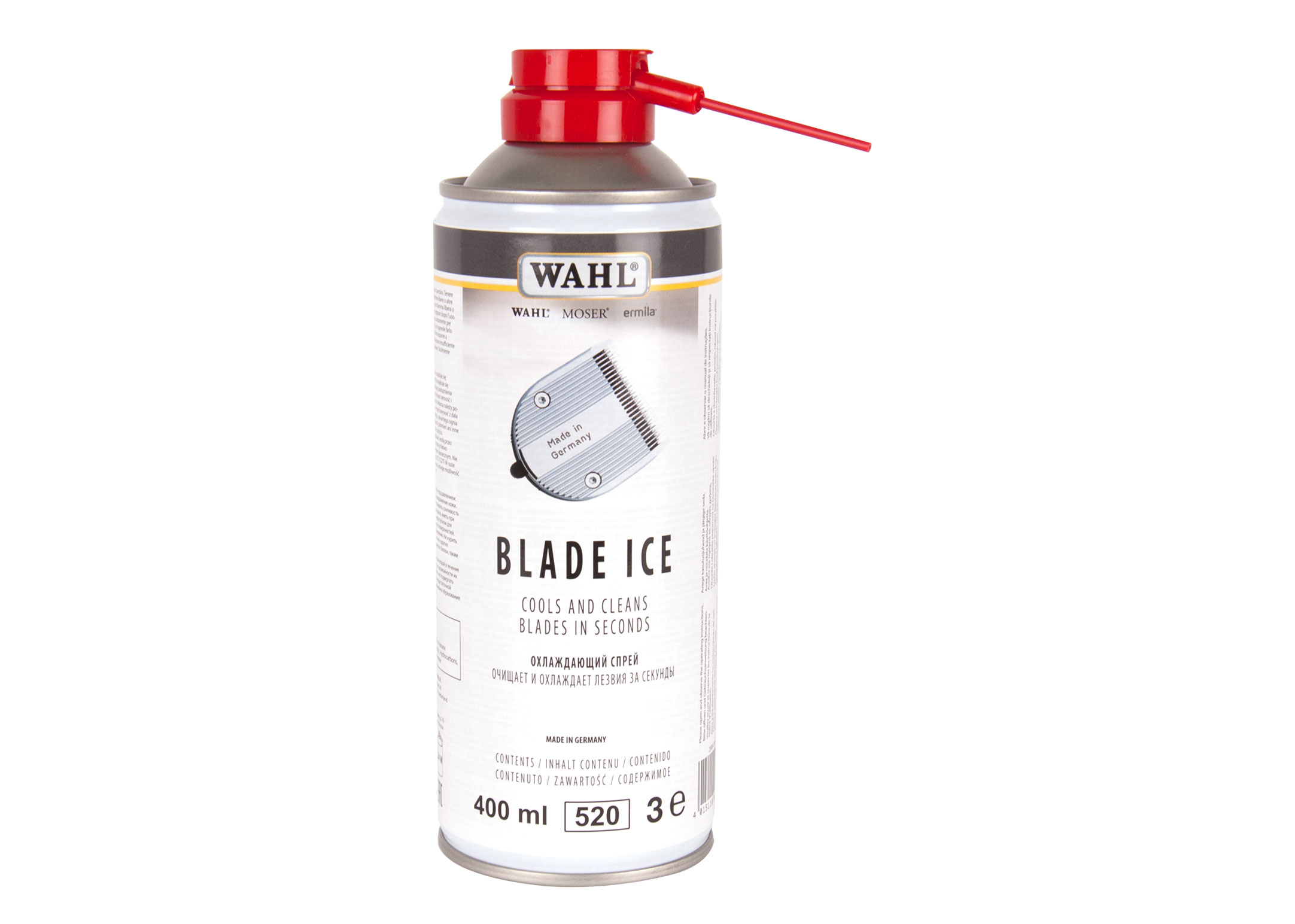 Wahl Blade Ice Spray 400 ml Blade Care