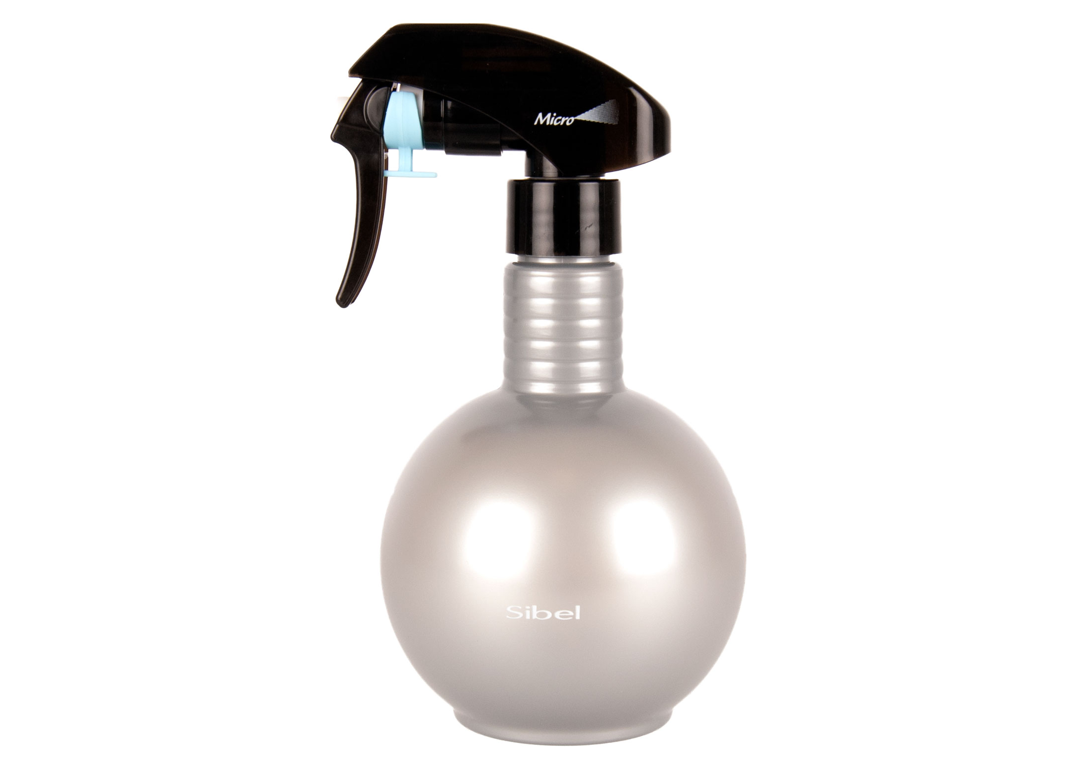 Spray Bottle Ball Zilver - 340 ml Micro Verstuiver