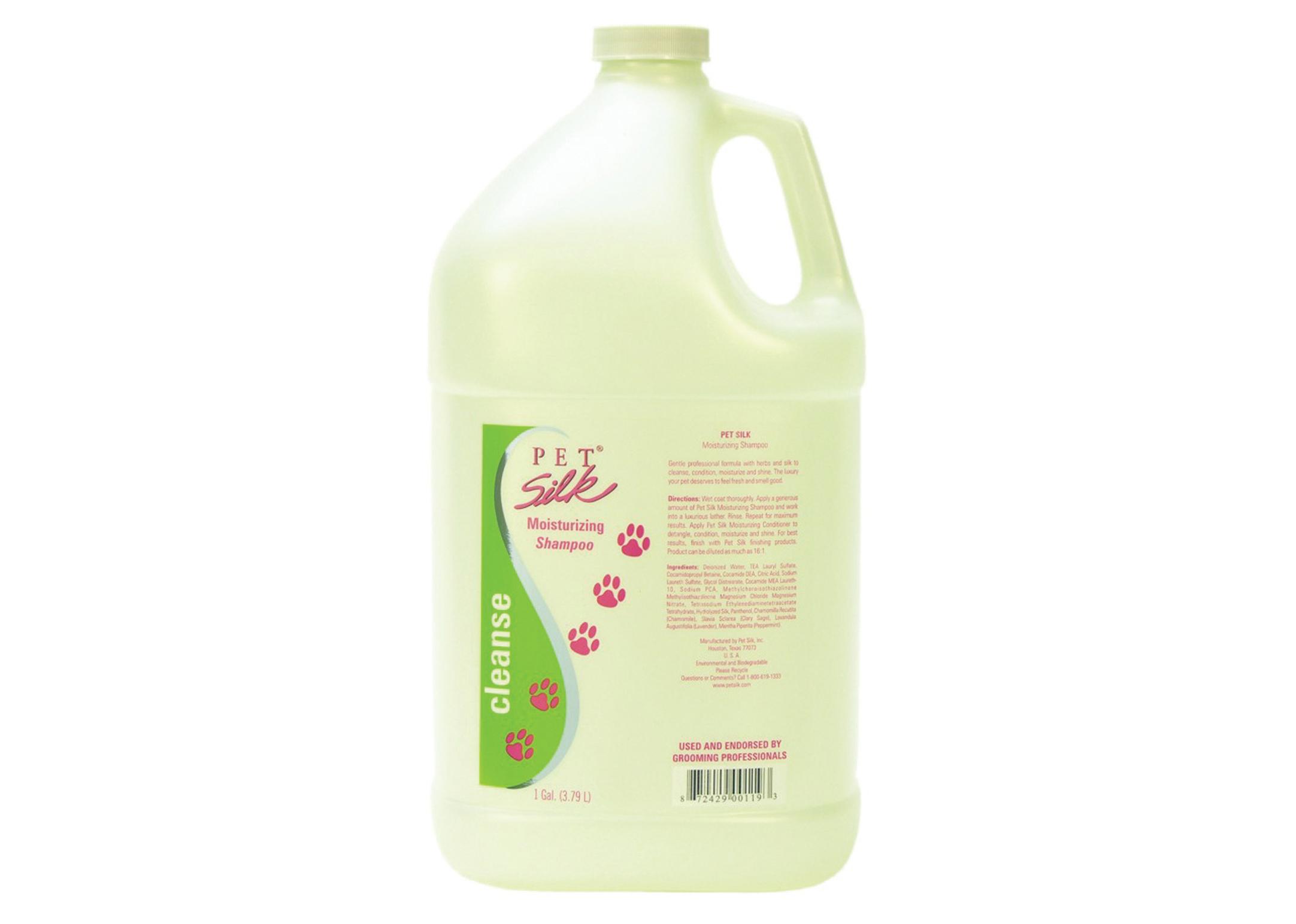 Pet Silk Moisurizing Shampoo Voor Honden, Katten En Paarden