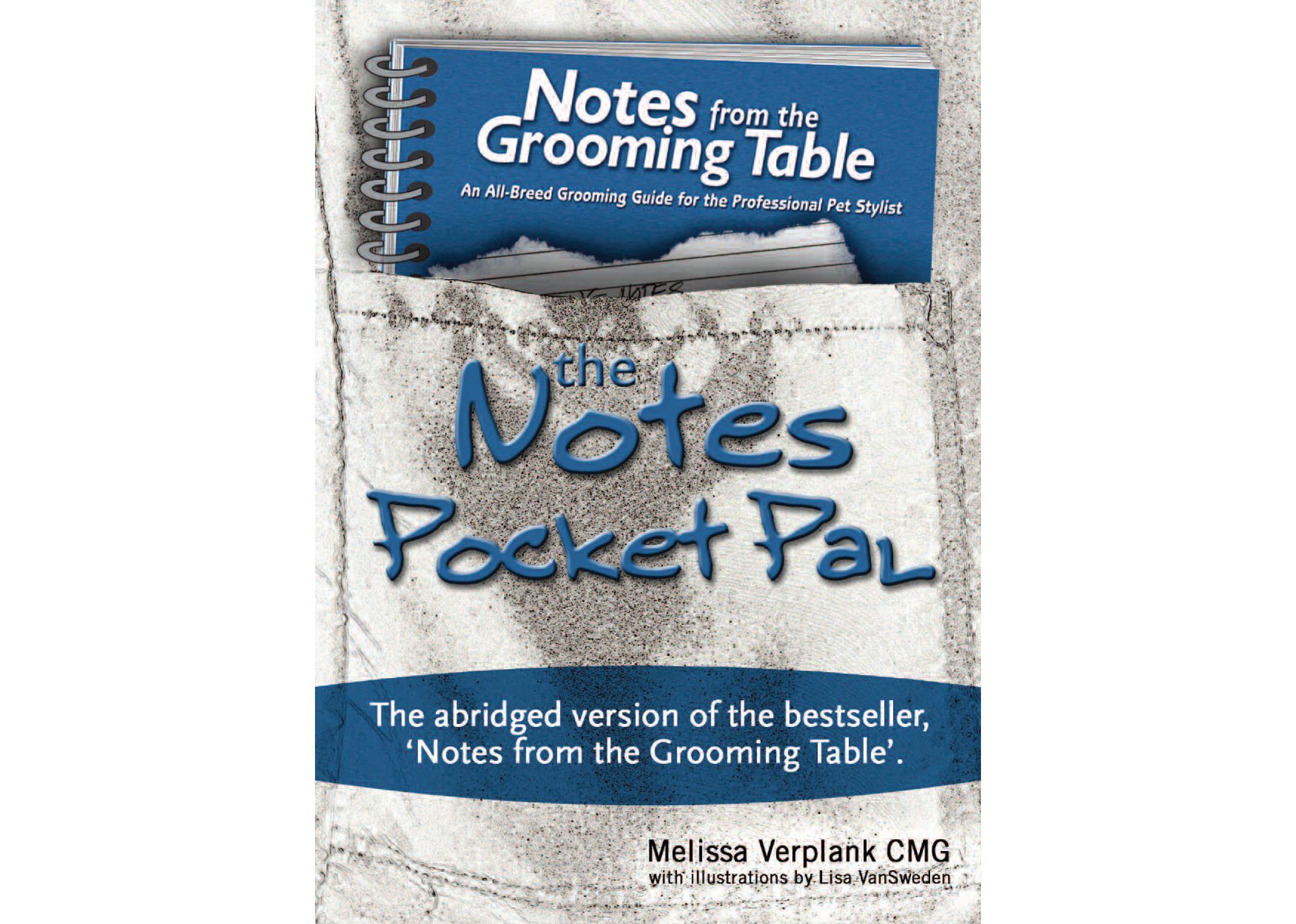 Melissa Verplank  Notes Pocket Pal Educational Book