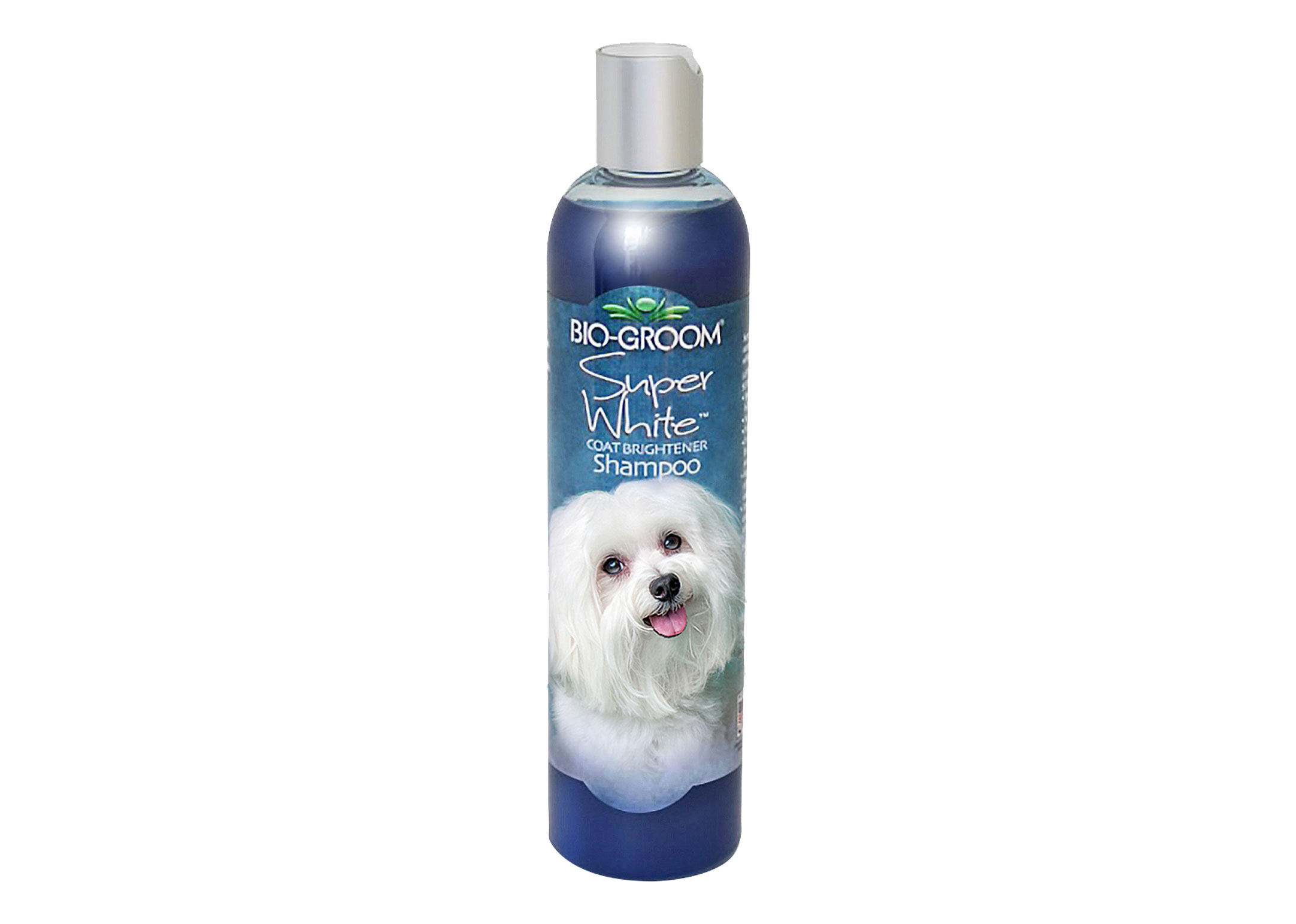 Bio Groom Super White Shampoo For Dogs, Cats And Horses