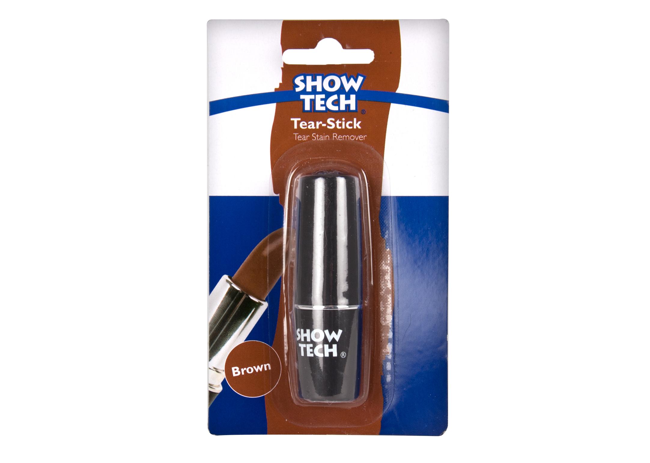 Show Tech Tear-Stick Marron Stick contre les traces de larmes