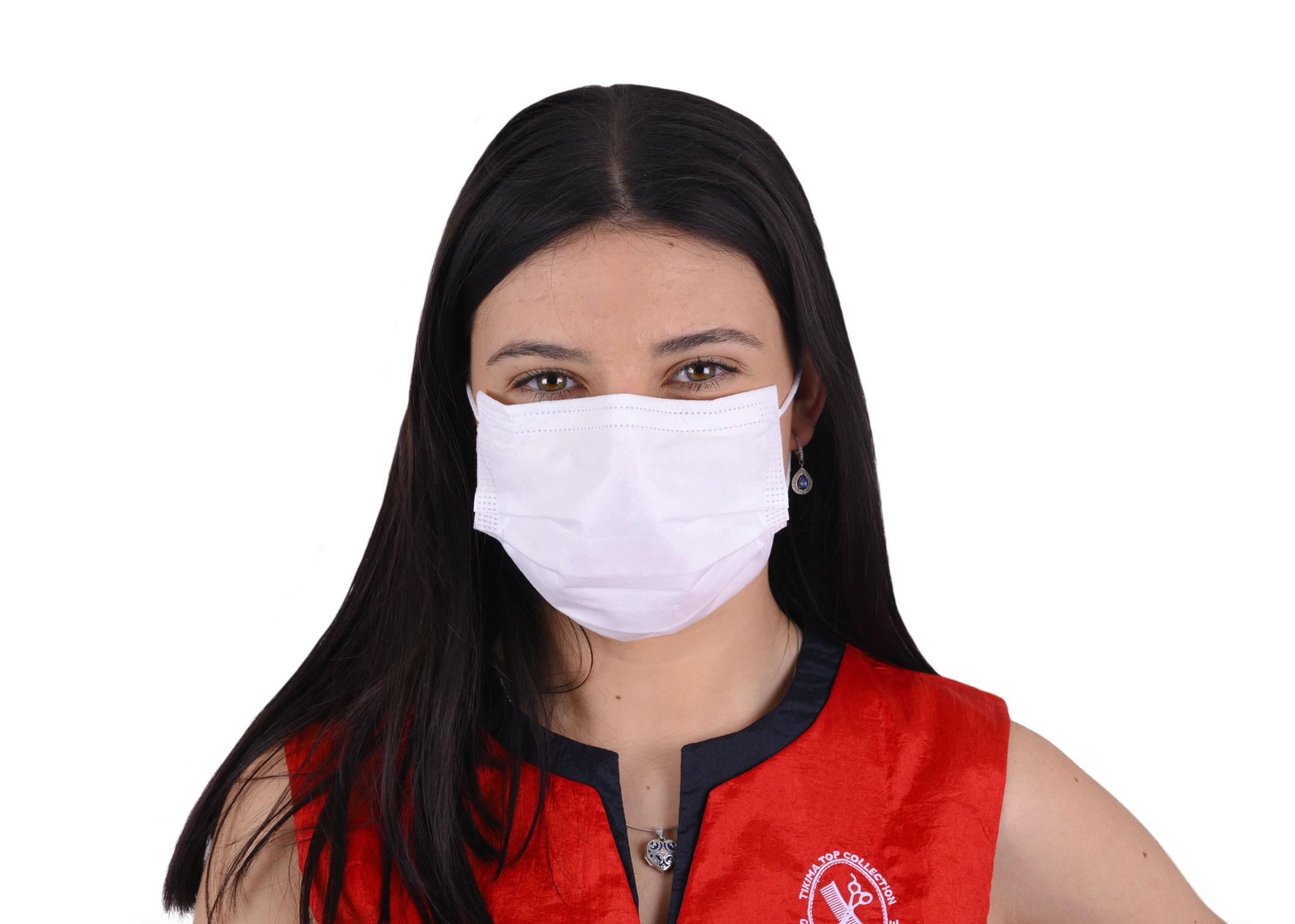 Show Tech Non Woven Disposable Mask 20 pcs