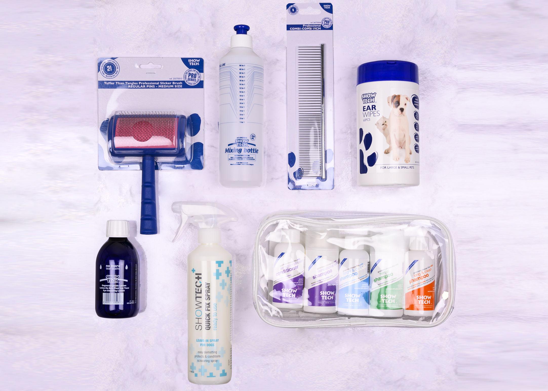 Show Tech Basic Dog Care kit