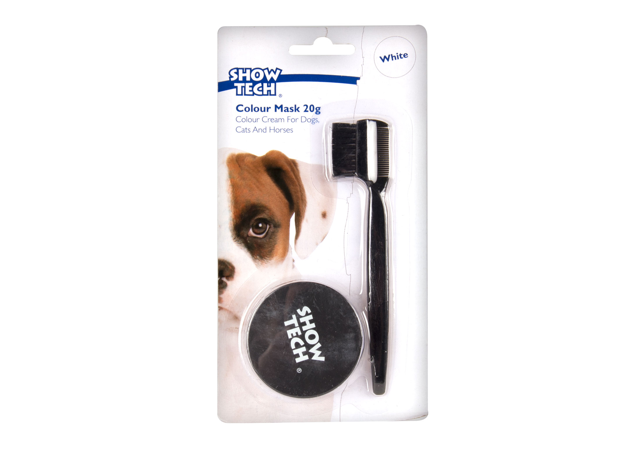 Show Tech Colour Mask 20g Colour Cream For Dogs, Cats And Horses
