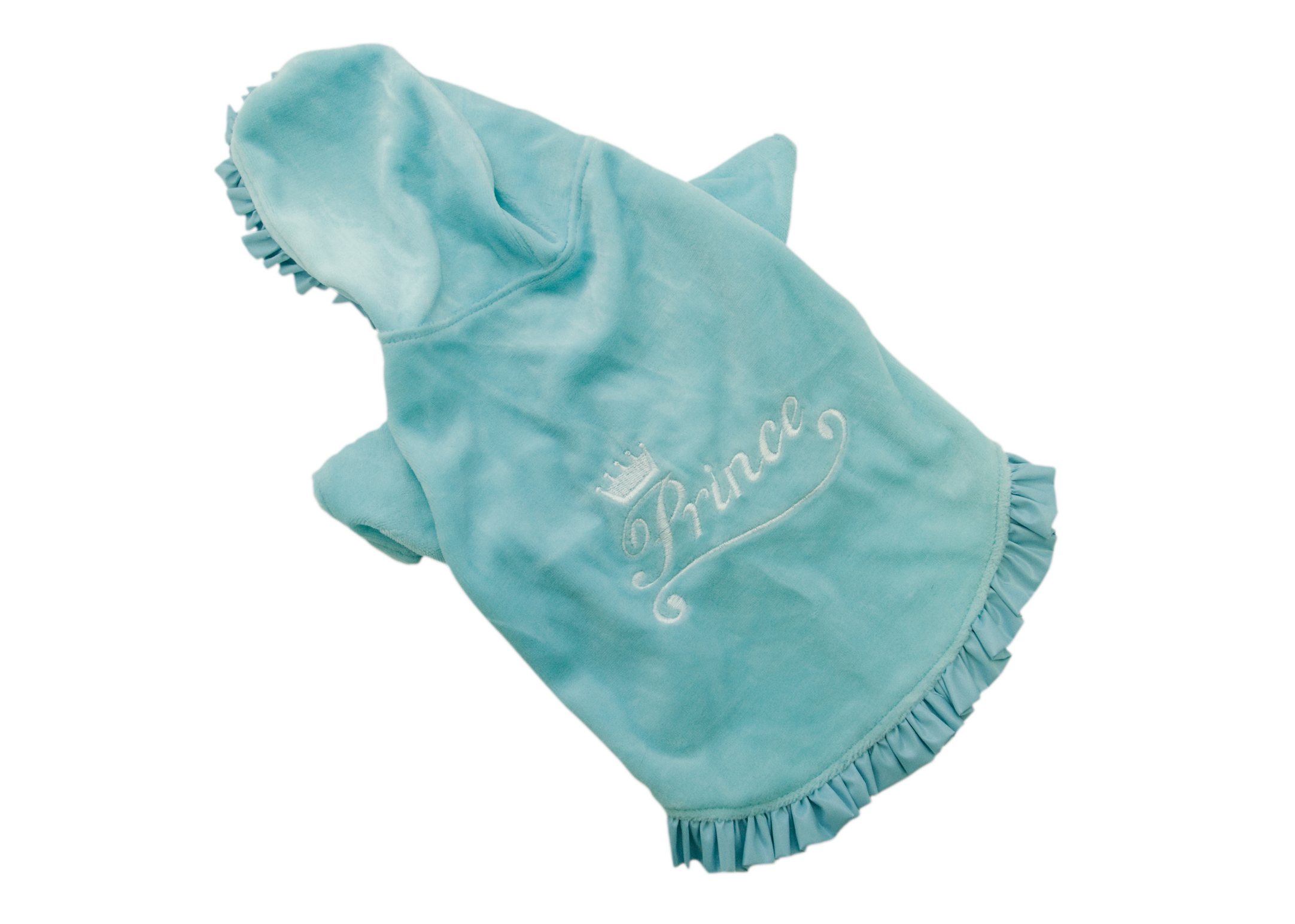 Max+Co Princess Jacket Blue Attire For Dogs