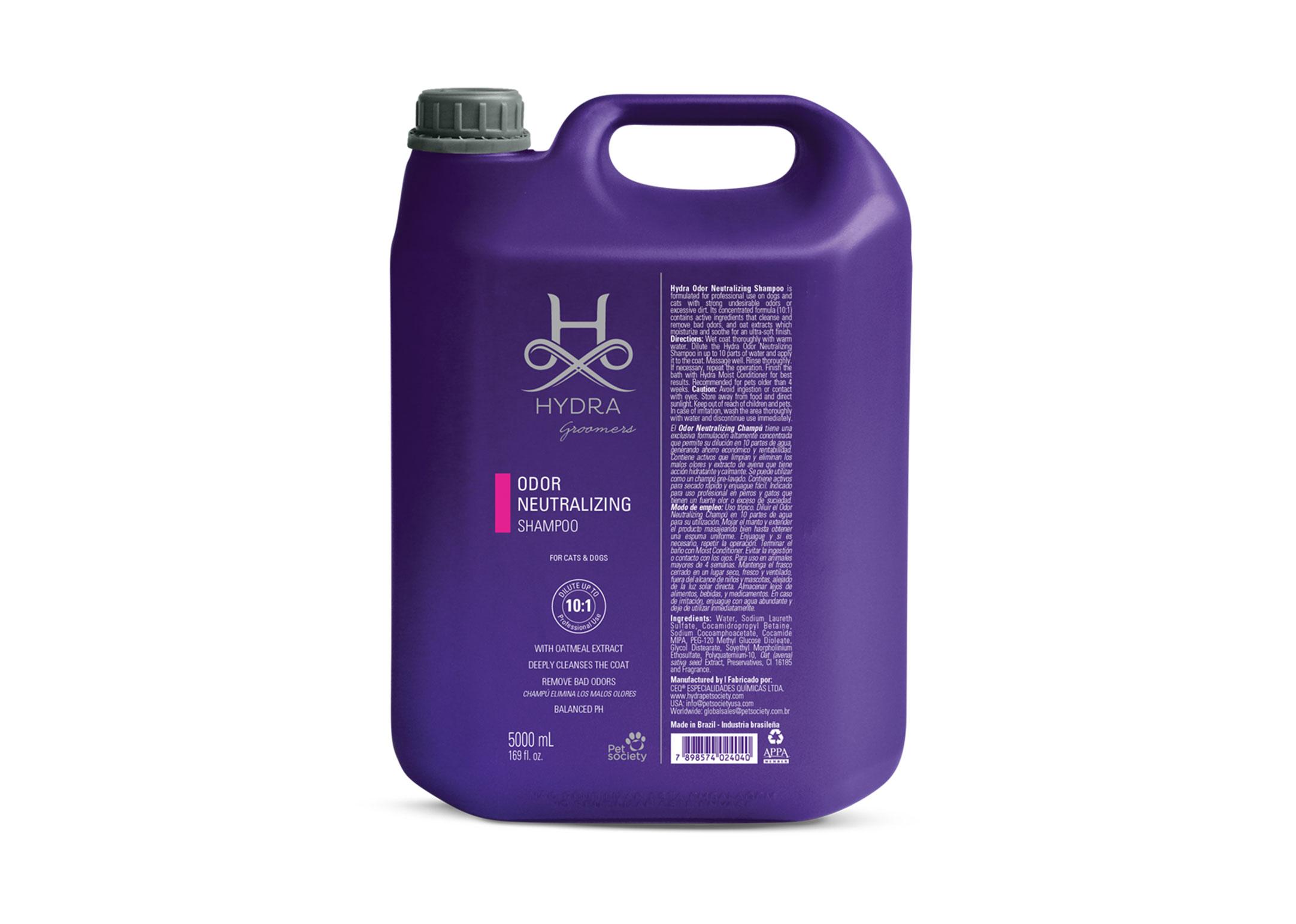 Hydra Odor Neutralizing Shampoo