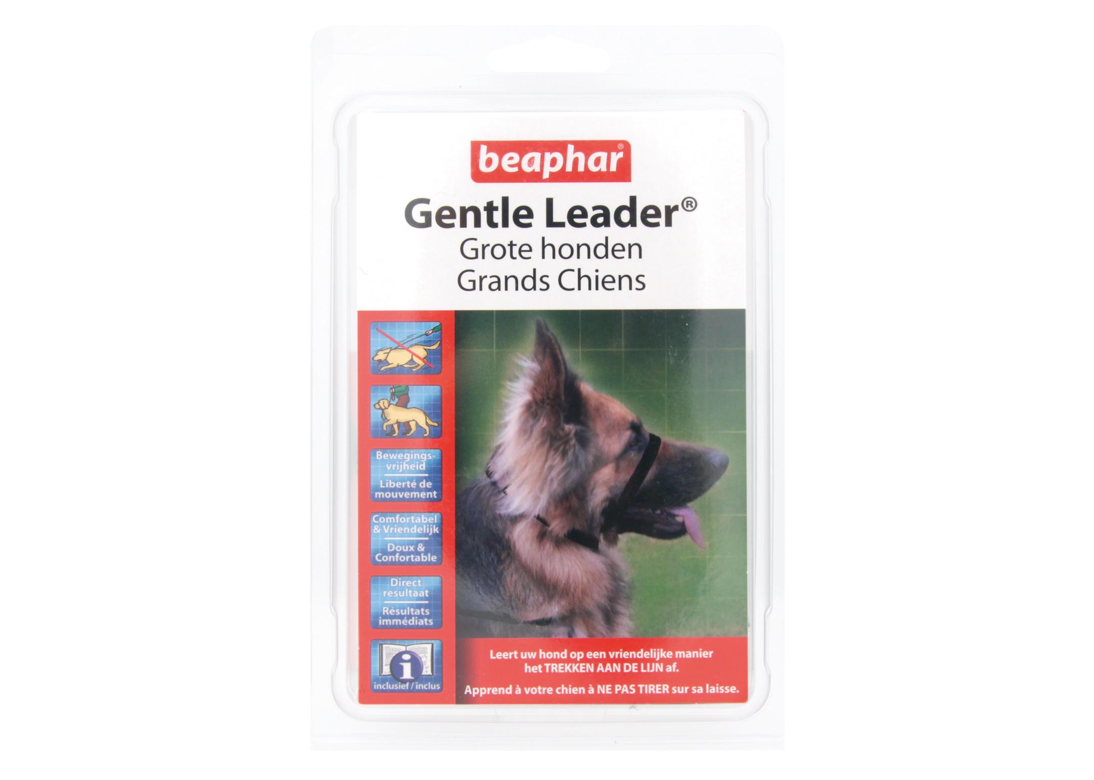 Gentle Leader Large Dogs - black