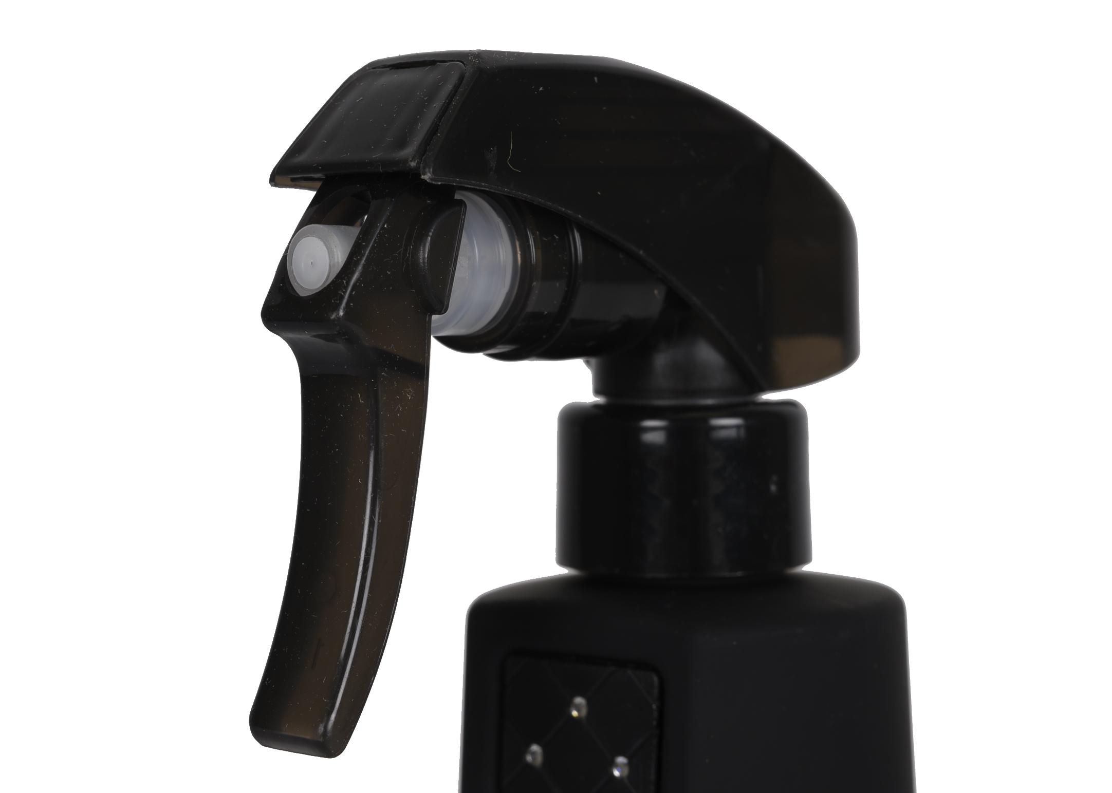 Show Tech Twinkle Micro Mist Bottle Black 300ml