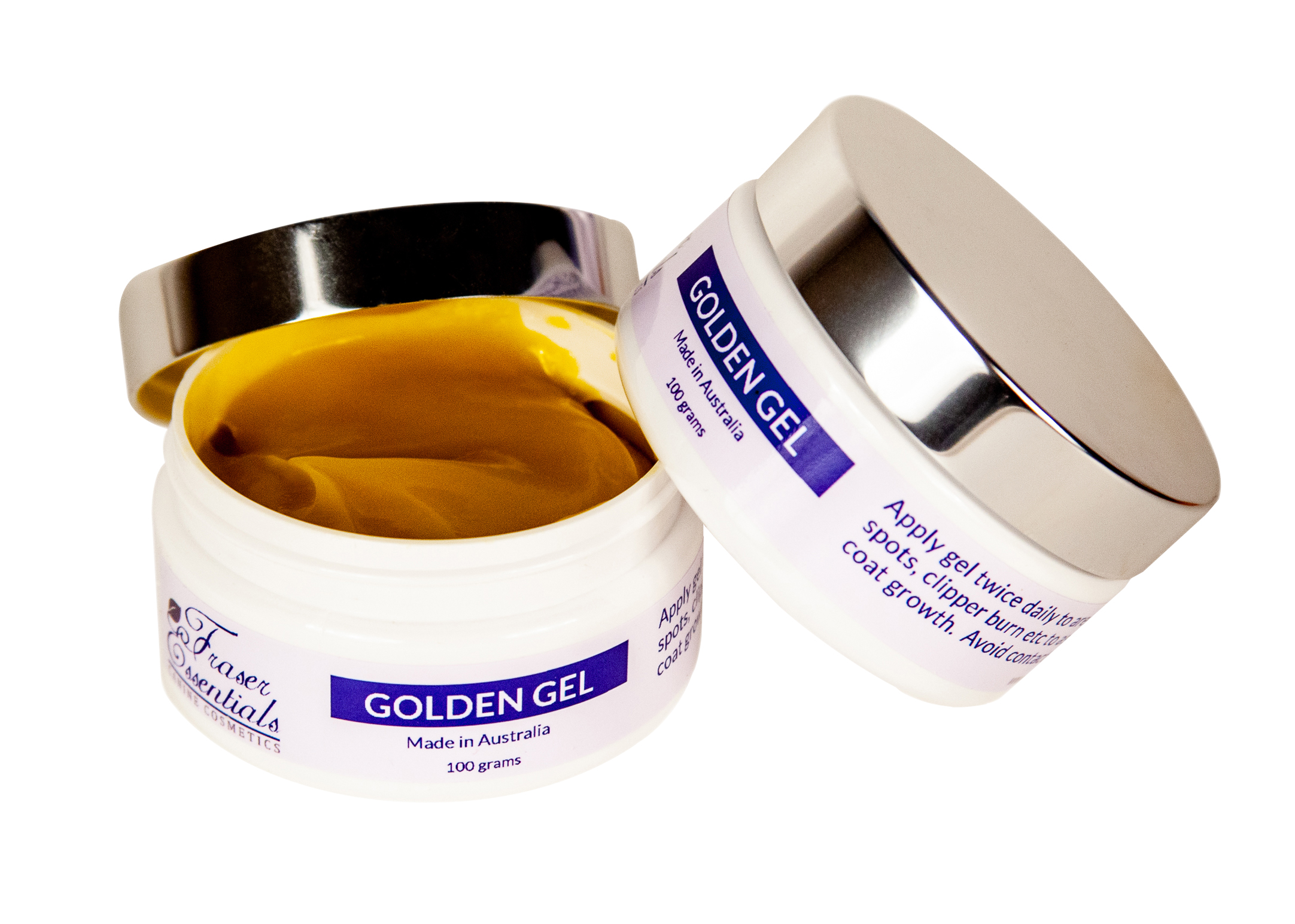 Fraser Essentials Golden Gel 100g Soothing Creme