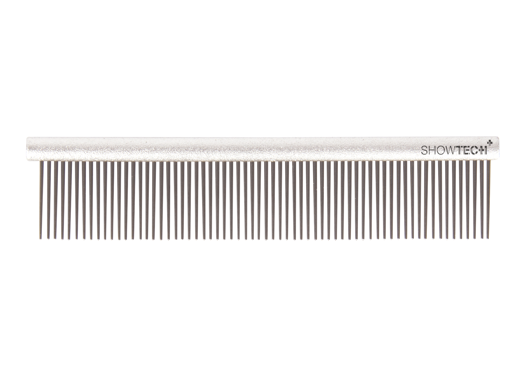 Show Tech + Featherlight Professional Comb Silver