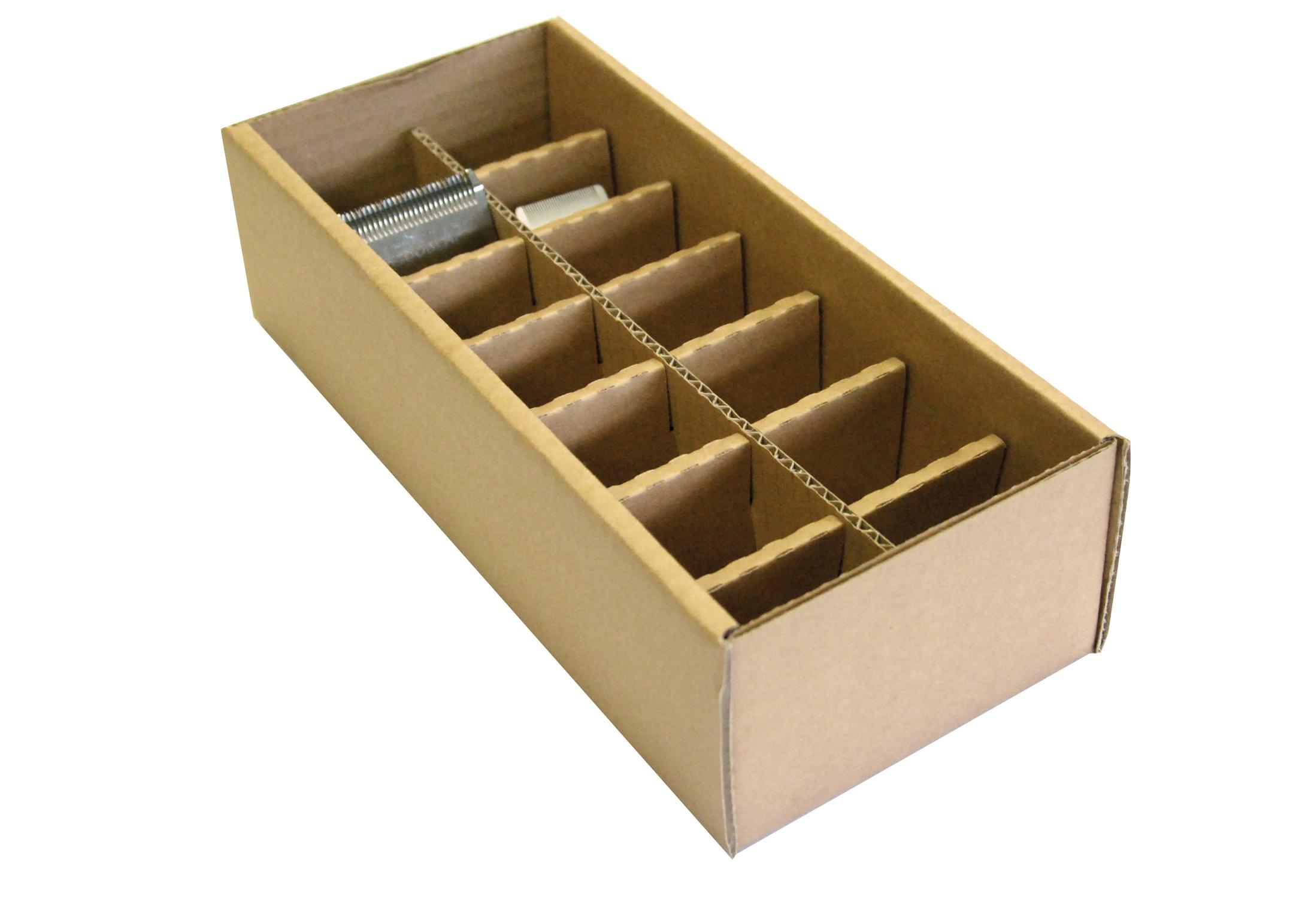 Show Tech Carton Blade Box Store and Ship